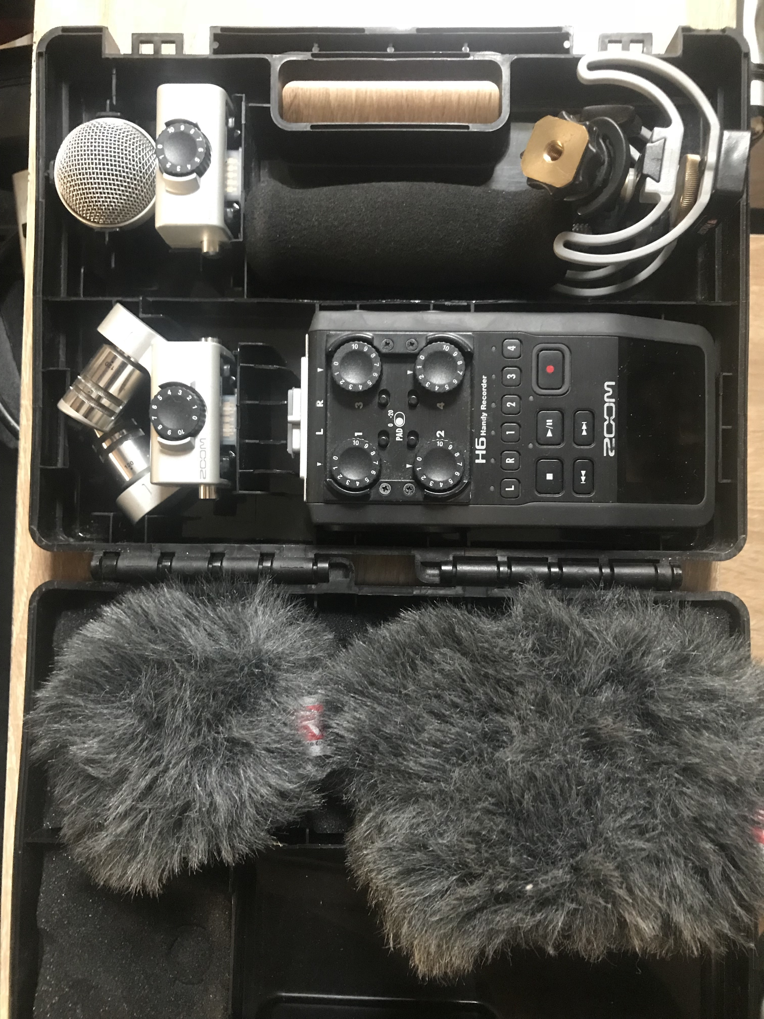 Rycote Zoom H6 Kit - Audiofanzine