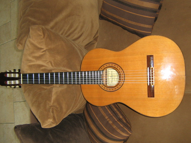 guitare classique sanchez
