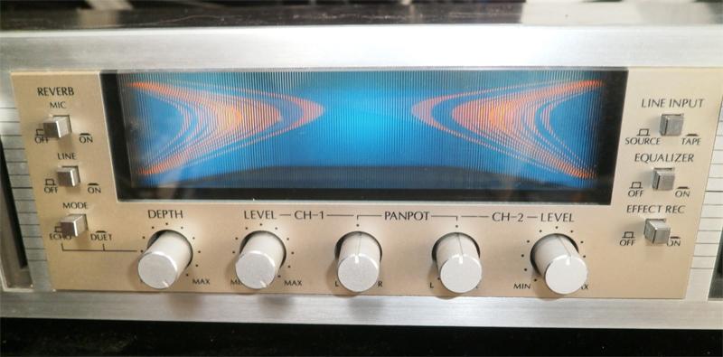 sansui rg 7 stereo graphic equalzier consolette image 1488755 rh en audiofanzine com RG7 Coax Ends Roland RG7