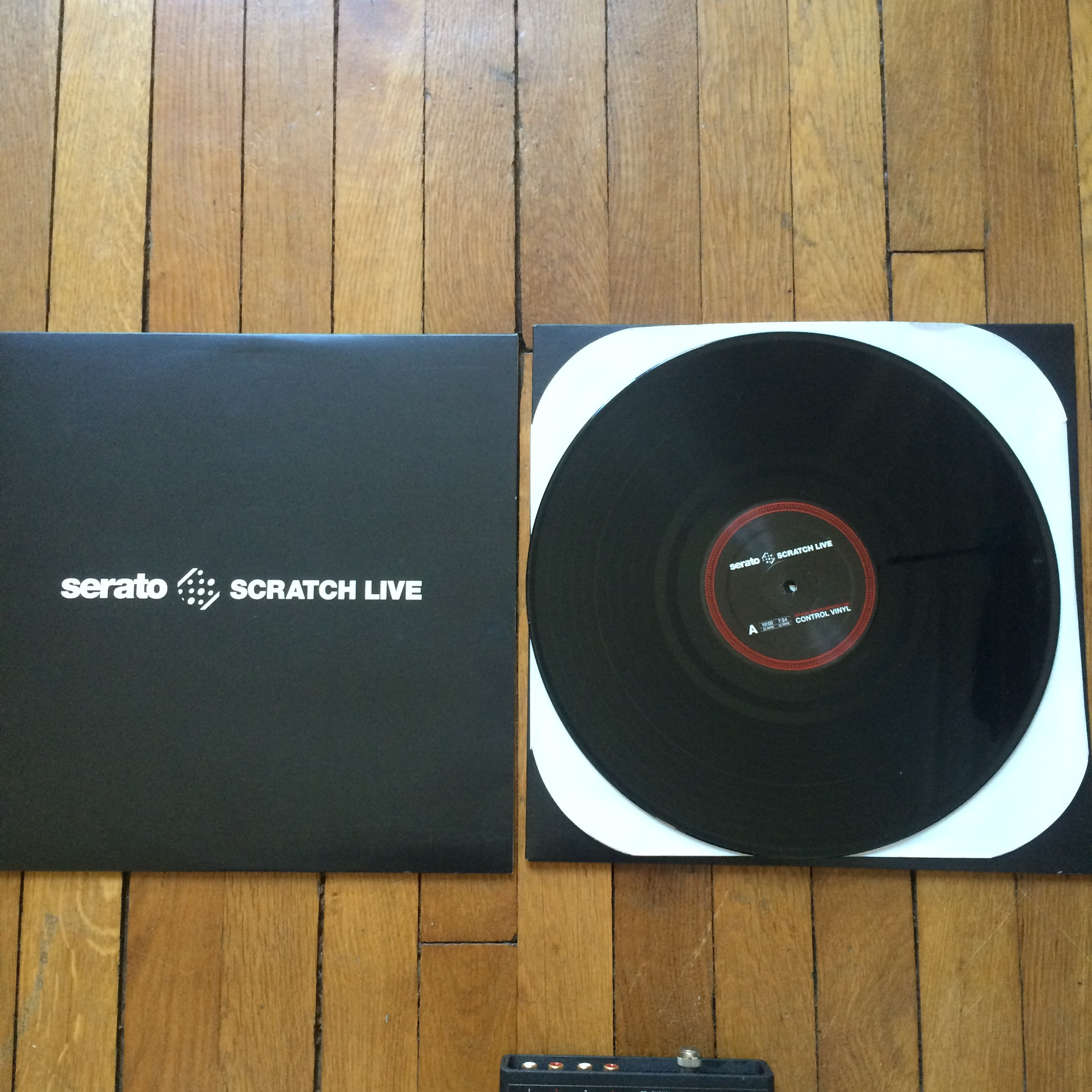 how to use serato scratch live