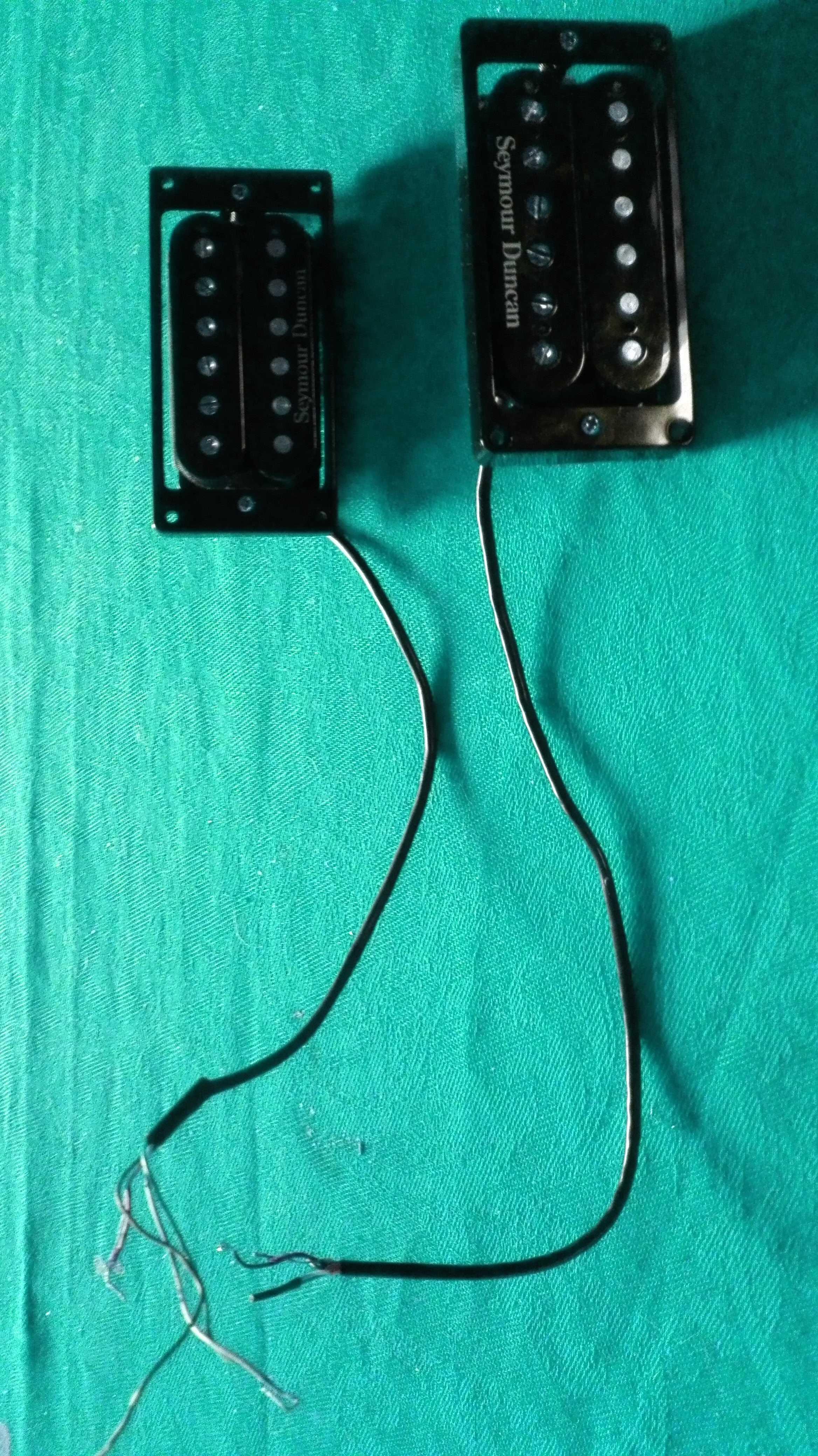 Unusual Seymour Duncan 59 Wiring Xlr Cable Wiring Diagram Engine ...