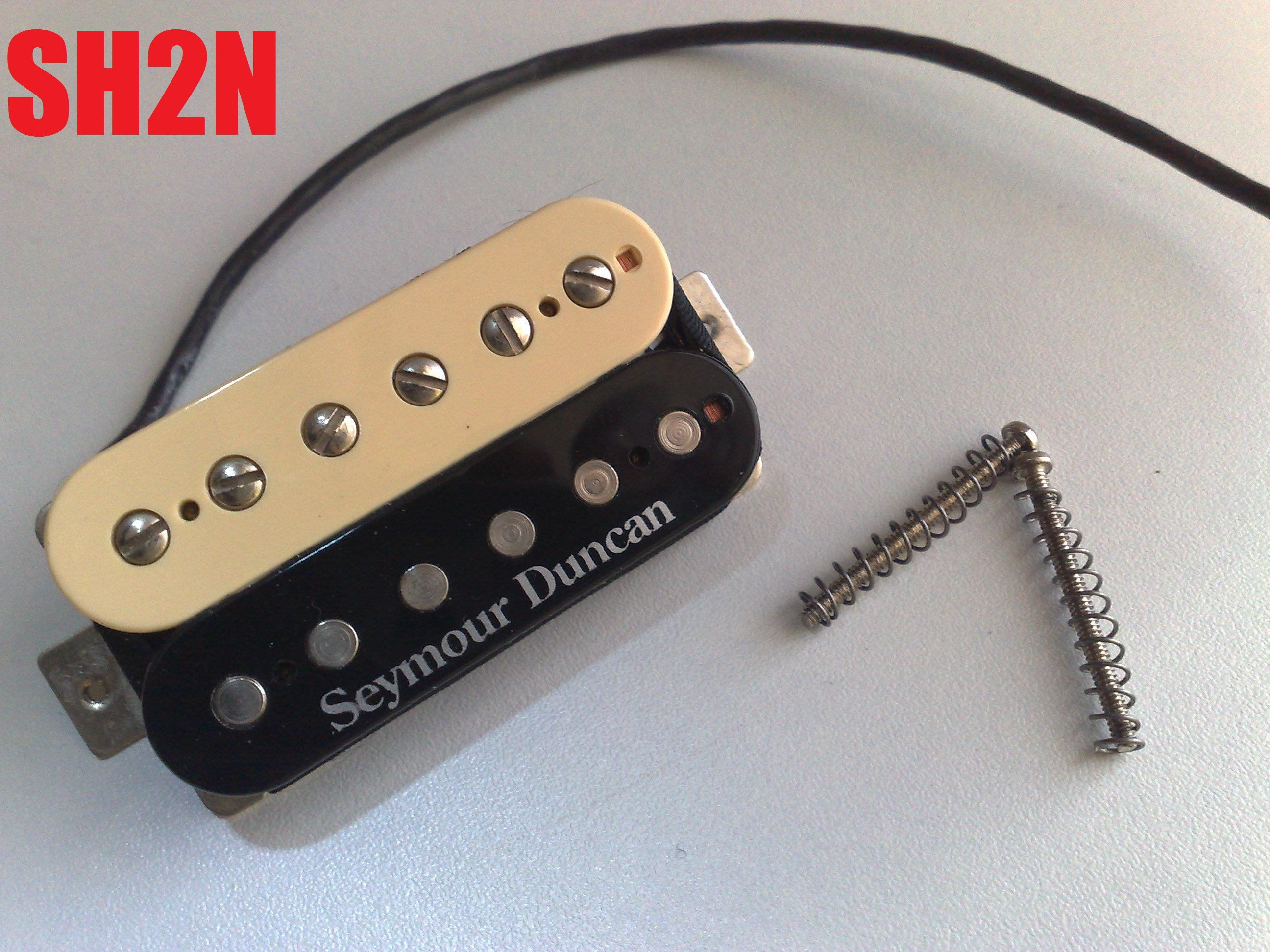 Old Fashioned Seymour Duncan Bmp 1 Hsh Model - Wiring Standart ...