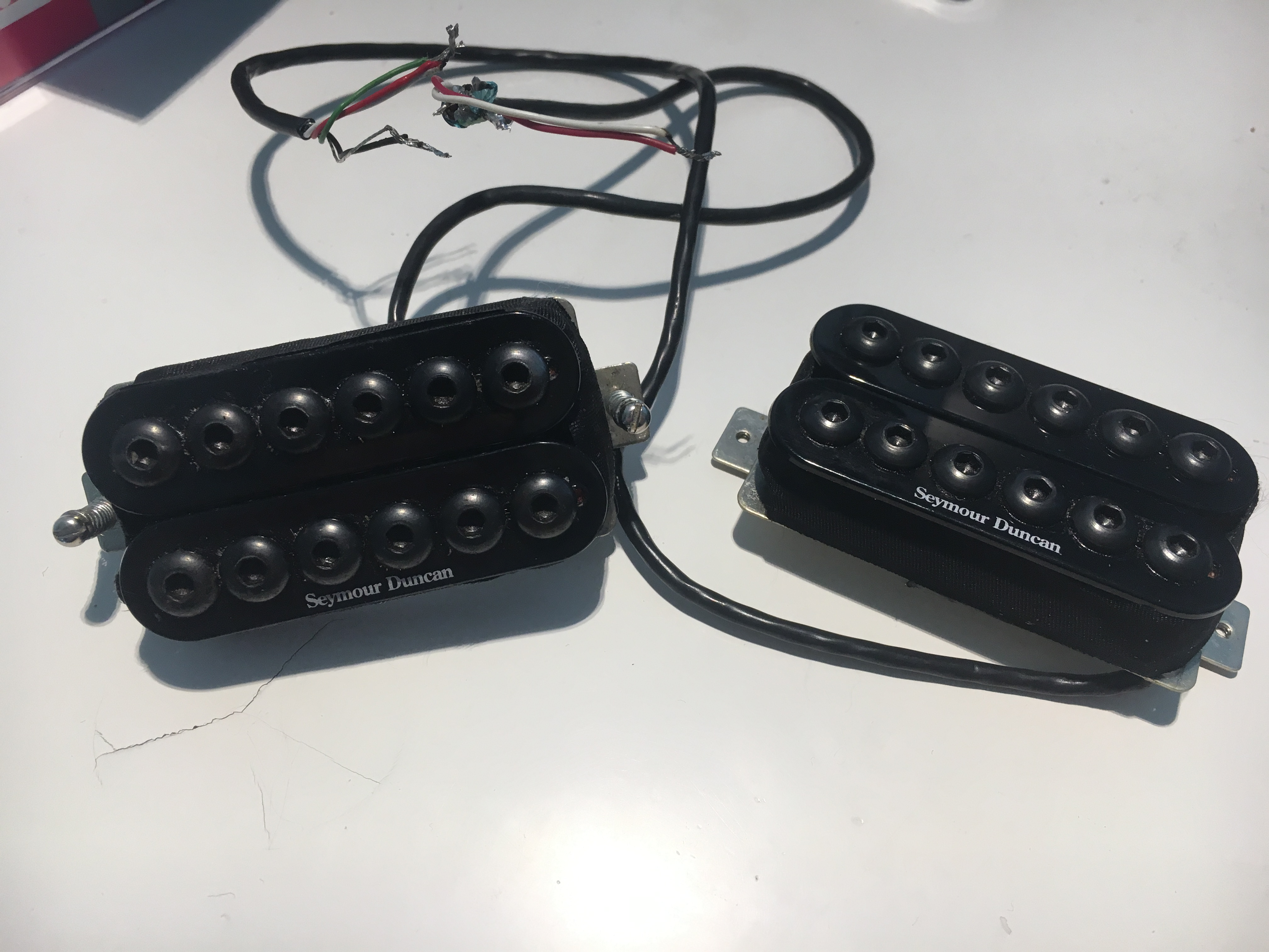 Perfect Seymour Duncan Invader Wiring Component - Everything You ...