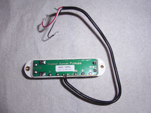 Seymour Duncan SJBJ-1B JB Jr. Bridge image (#935023) - Audiofanzine