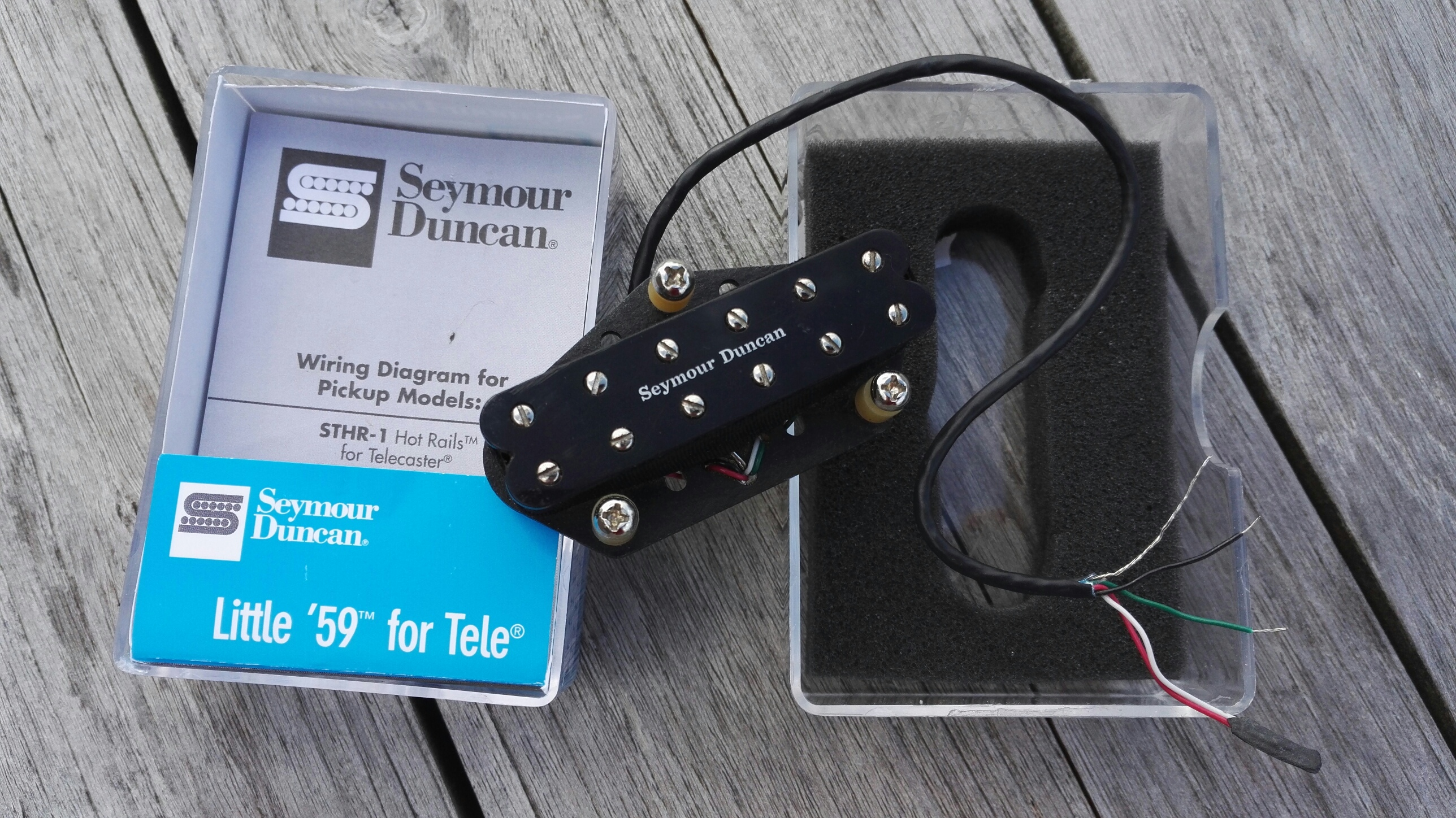 Seymour Duncan Hot Rails Wiring Diagram Telecaster Solutions Coil Tap Little 59 Tele Electrical Work