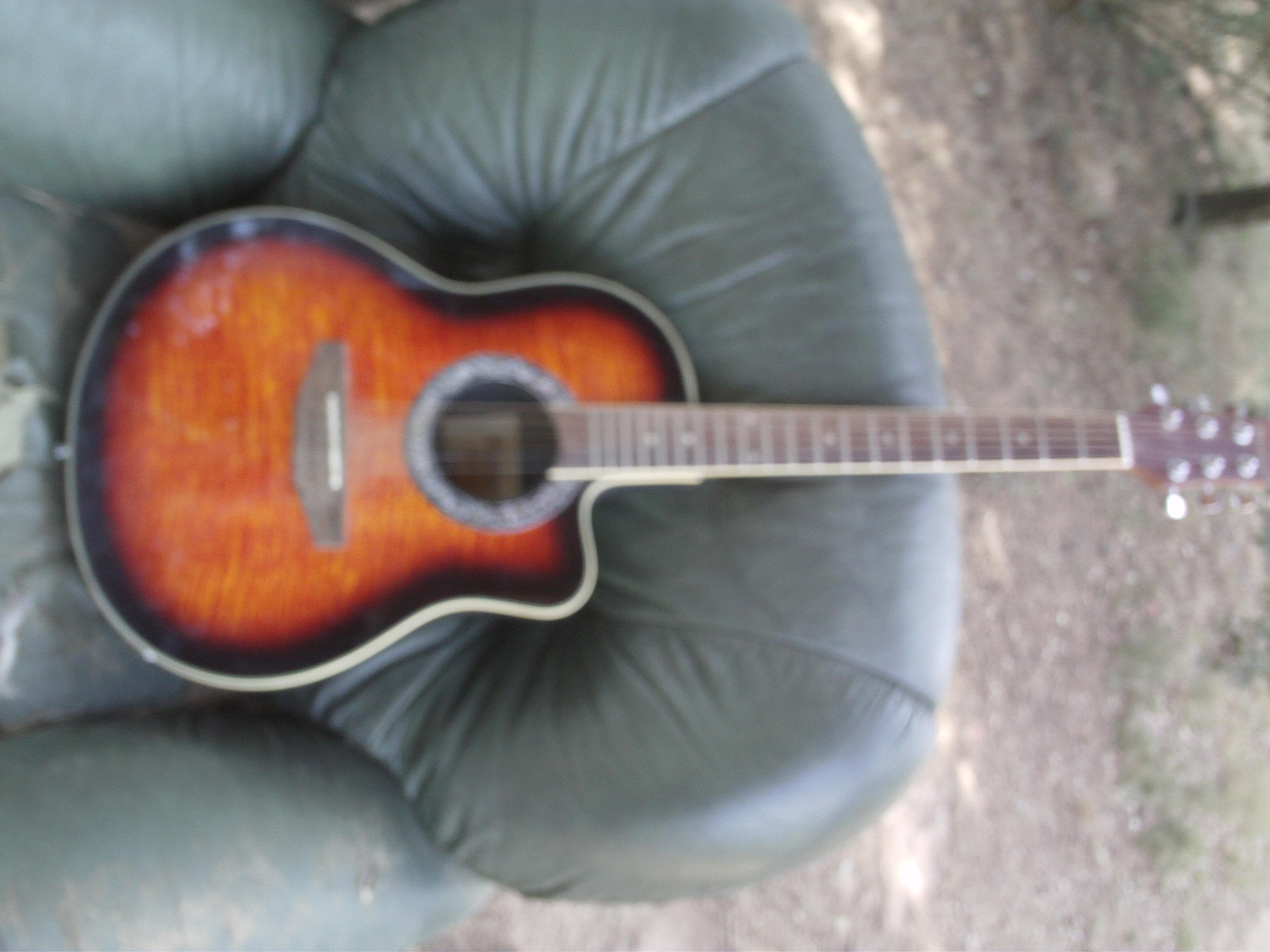guitare acoustique sherwood