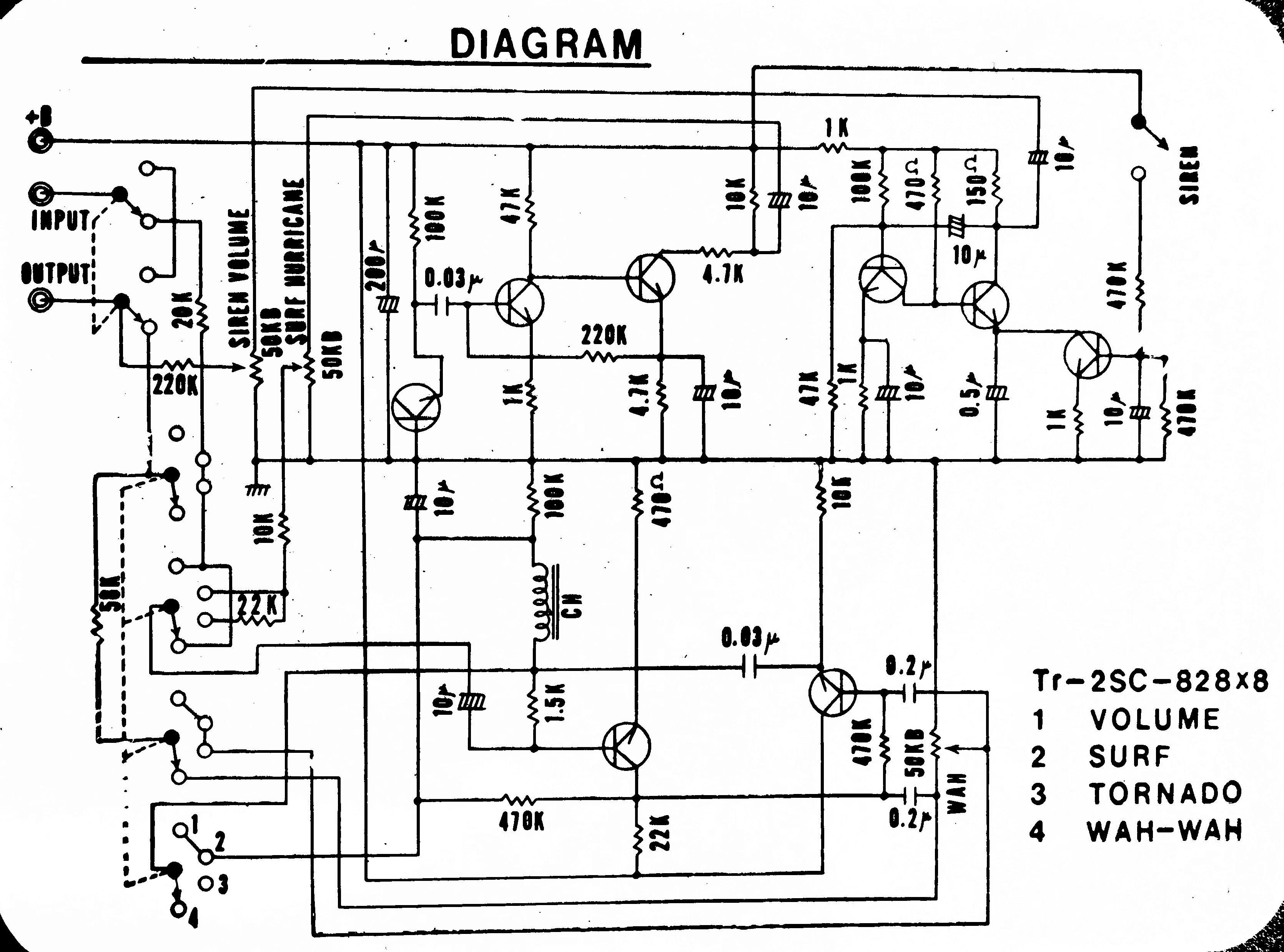 lag circuit