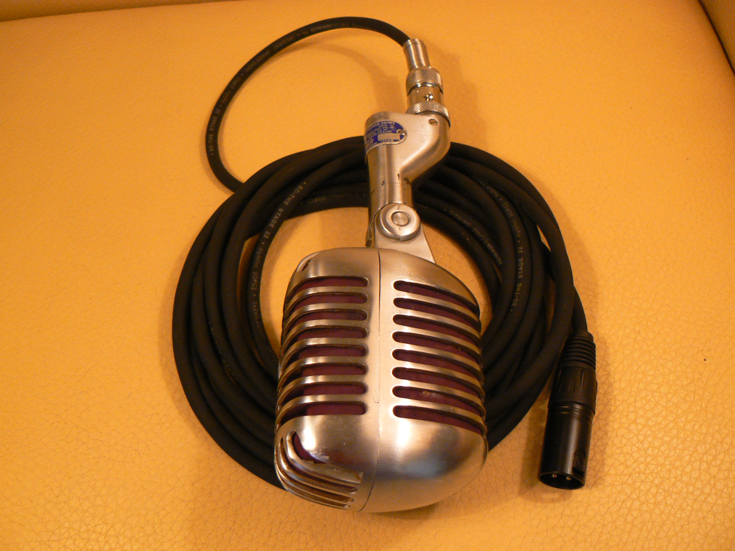 shure 55s microphone dating Does anyone know how to rewire shure 55 microphone i need the instructions on how to do this the wiring diagram is in the user guide at: .
