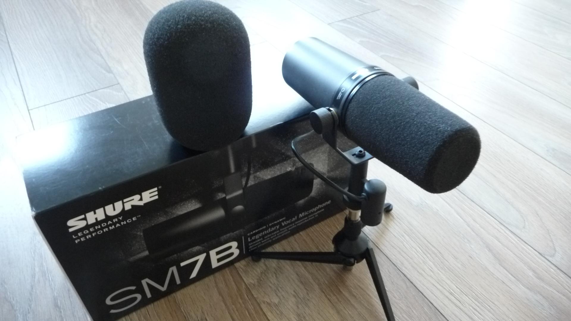 Shure Sm7b Review : shure sm7b image 415714 audiofanzine ~ Russianpoet.info Haus und Dekorationen