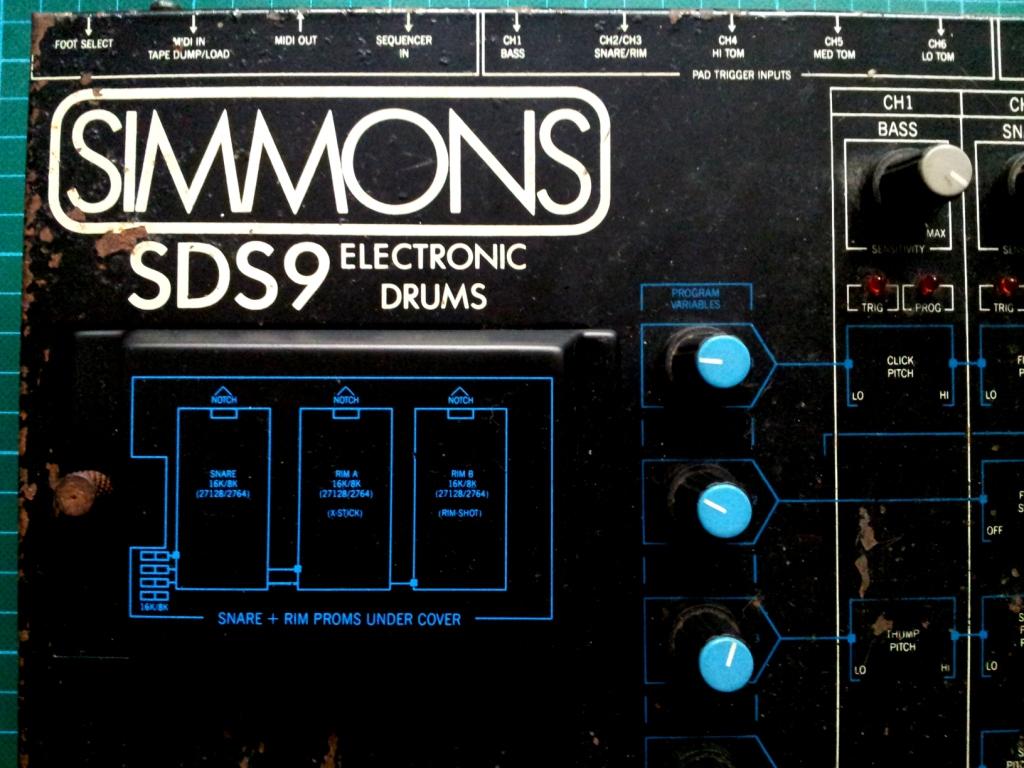 Simmons SDS 9 image (#447559) - Audiofanzine
