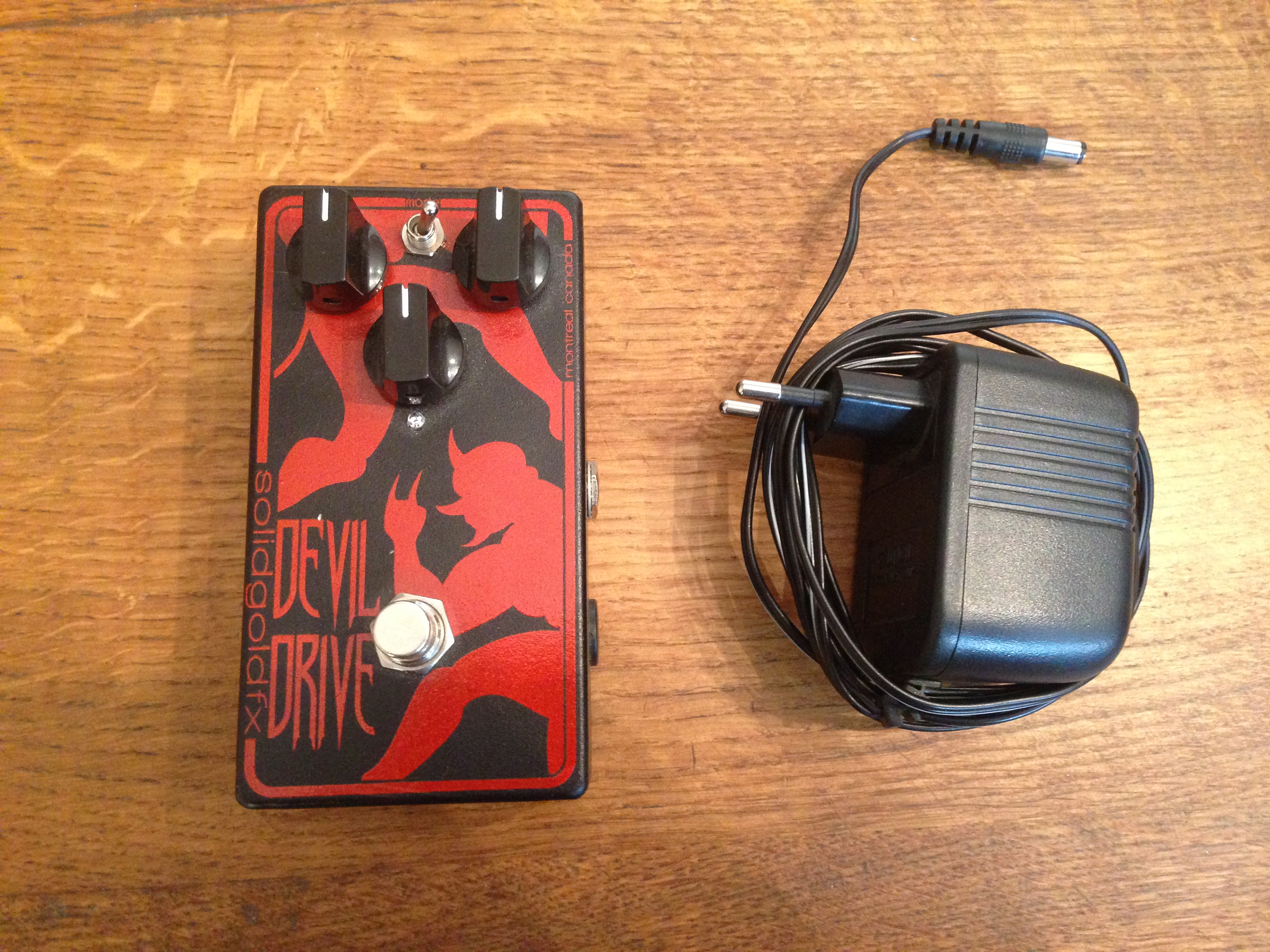 Solid gold fx jeff waters devil drive review