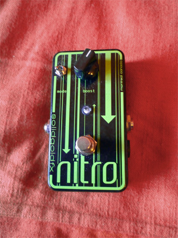 Solid gold fx nitro boost review