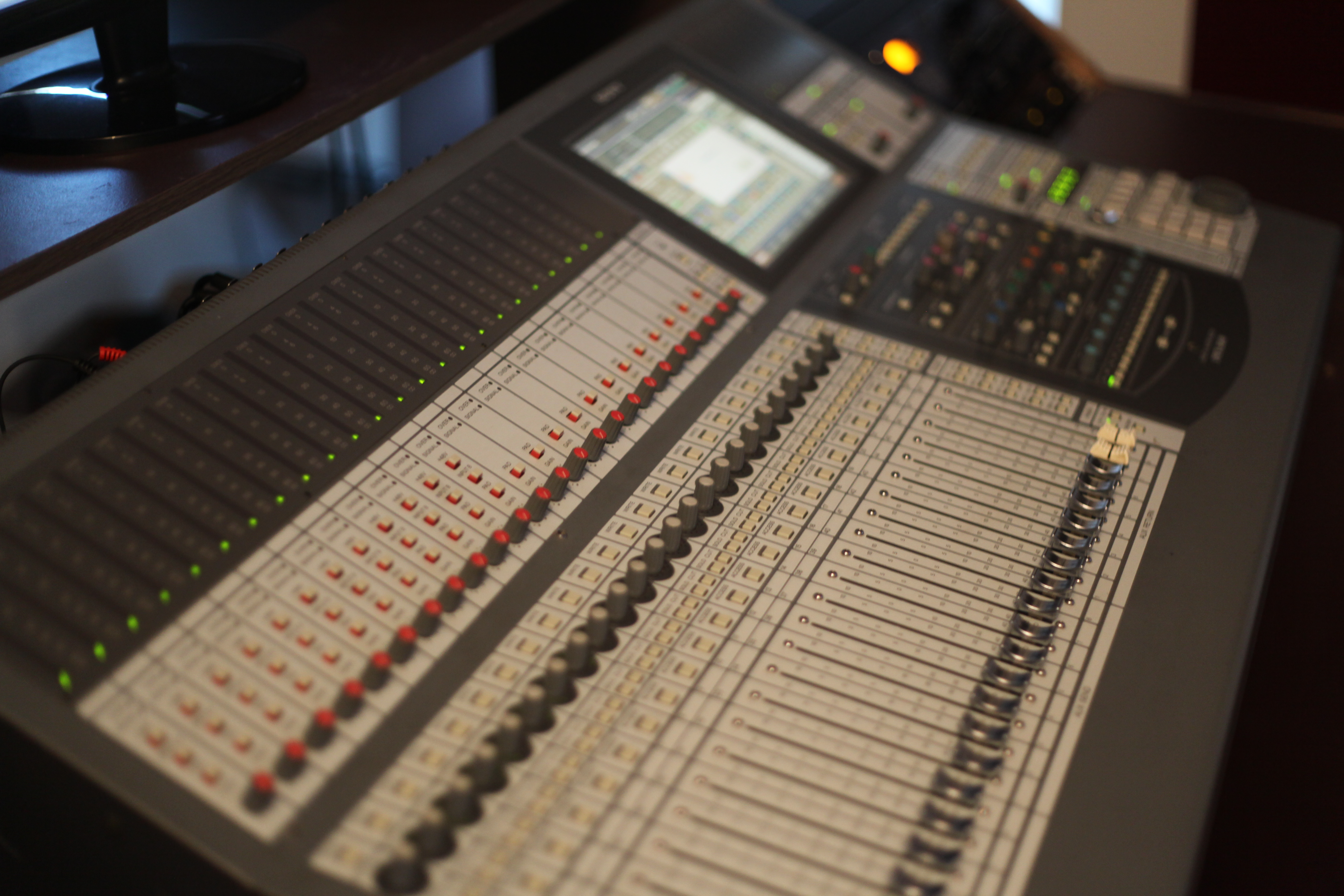 table de mixage sony