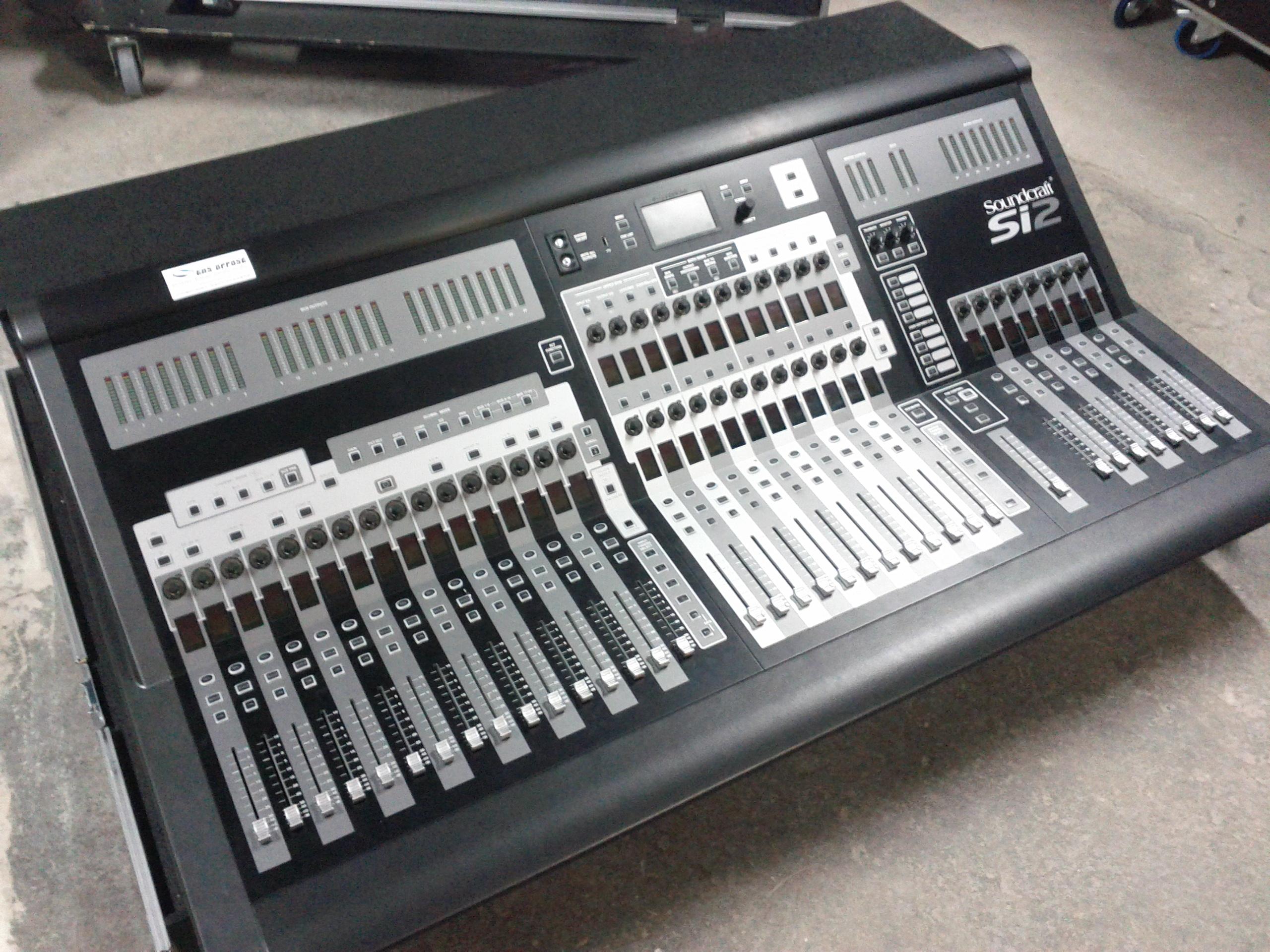 Soundcraft Si3 image (#494857) - Audiofanzine