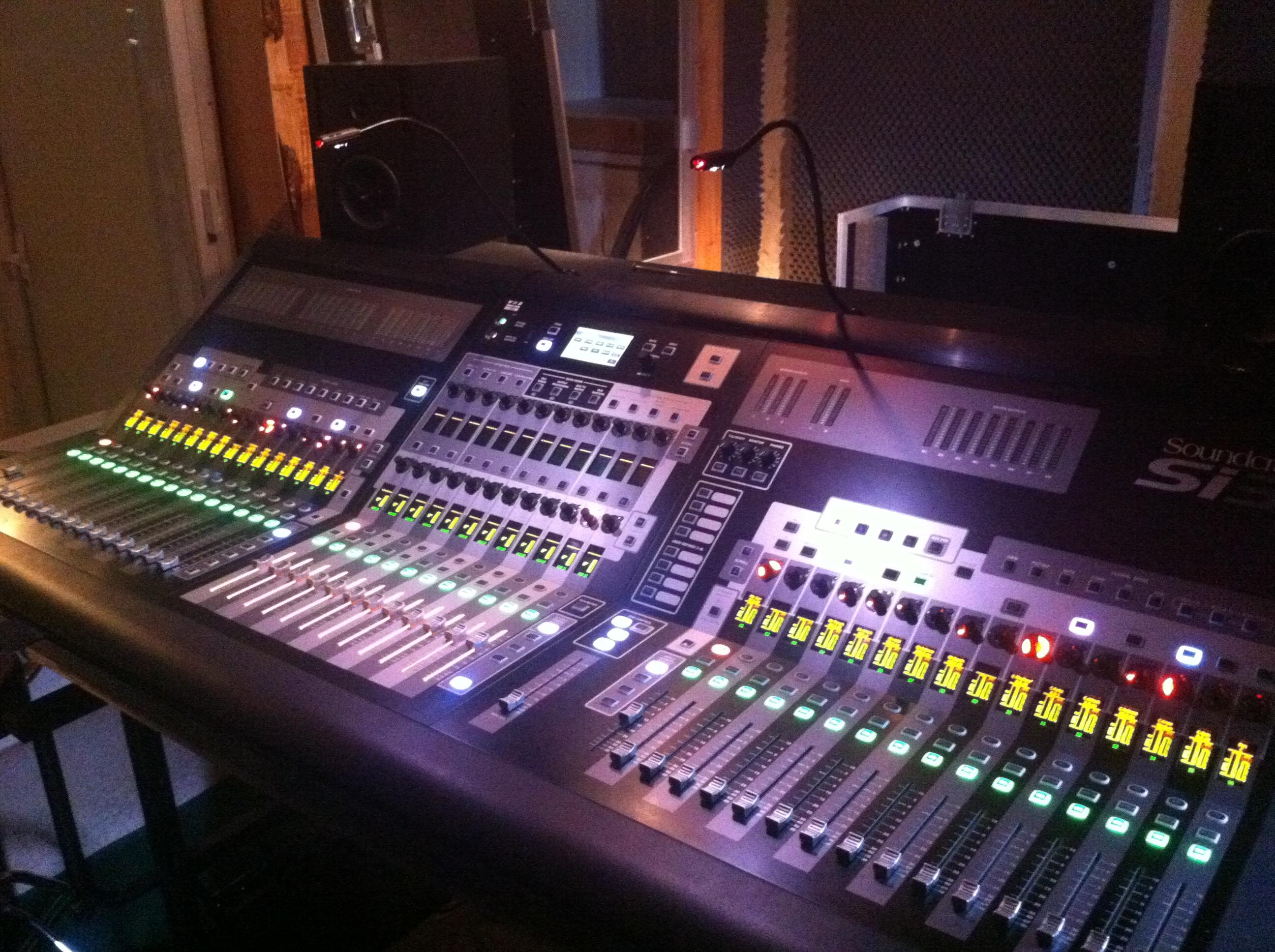 Soundcraft Si3 image (#548849) - Audiofanzine