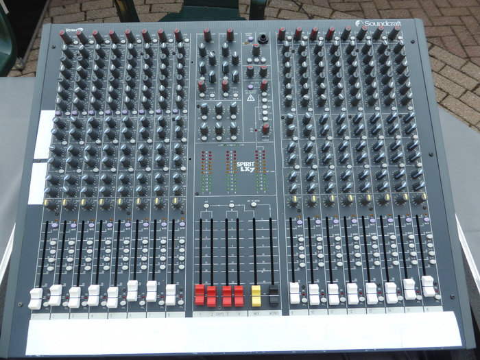 Soundcraft - Professional Audio Mixers
