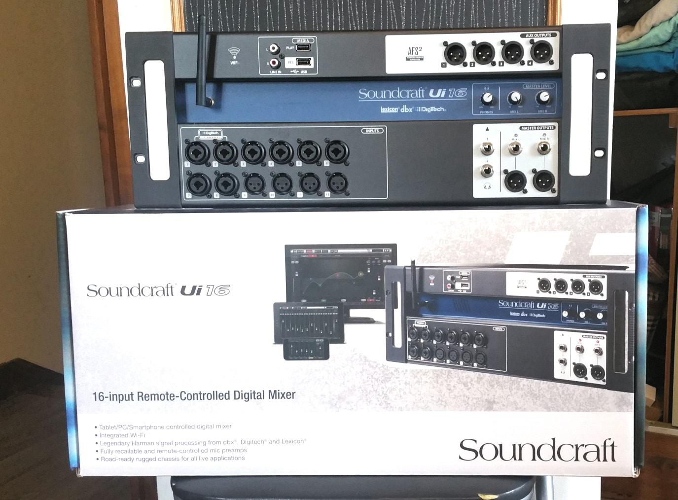 soundcraft ui review