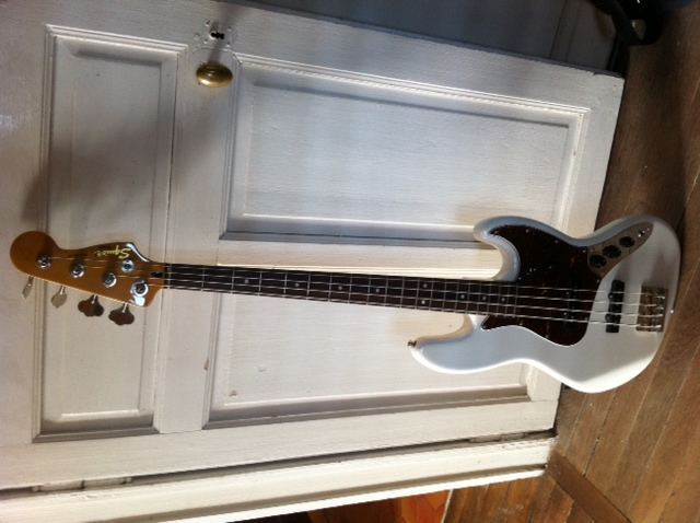 Squier Classic Vibe Bass Squier Classic Vibe Jazz Bass