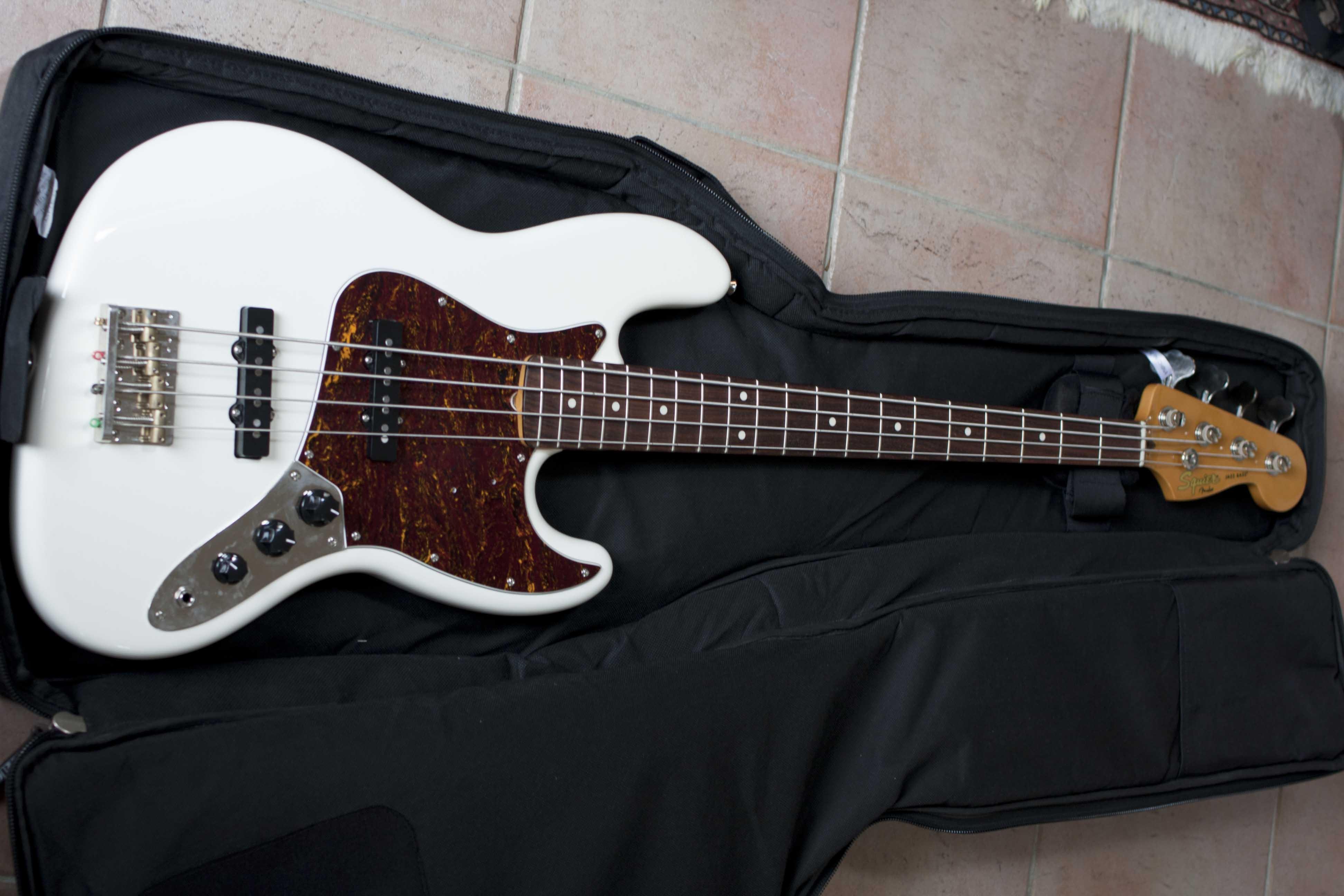 squier classic vibe jazz bass  u0026 39 60s image   713871