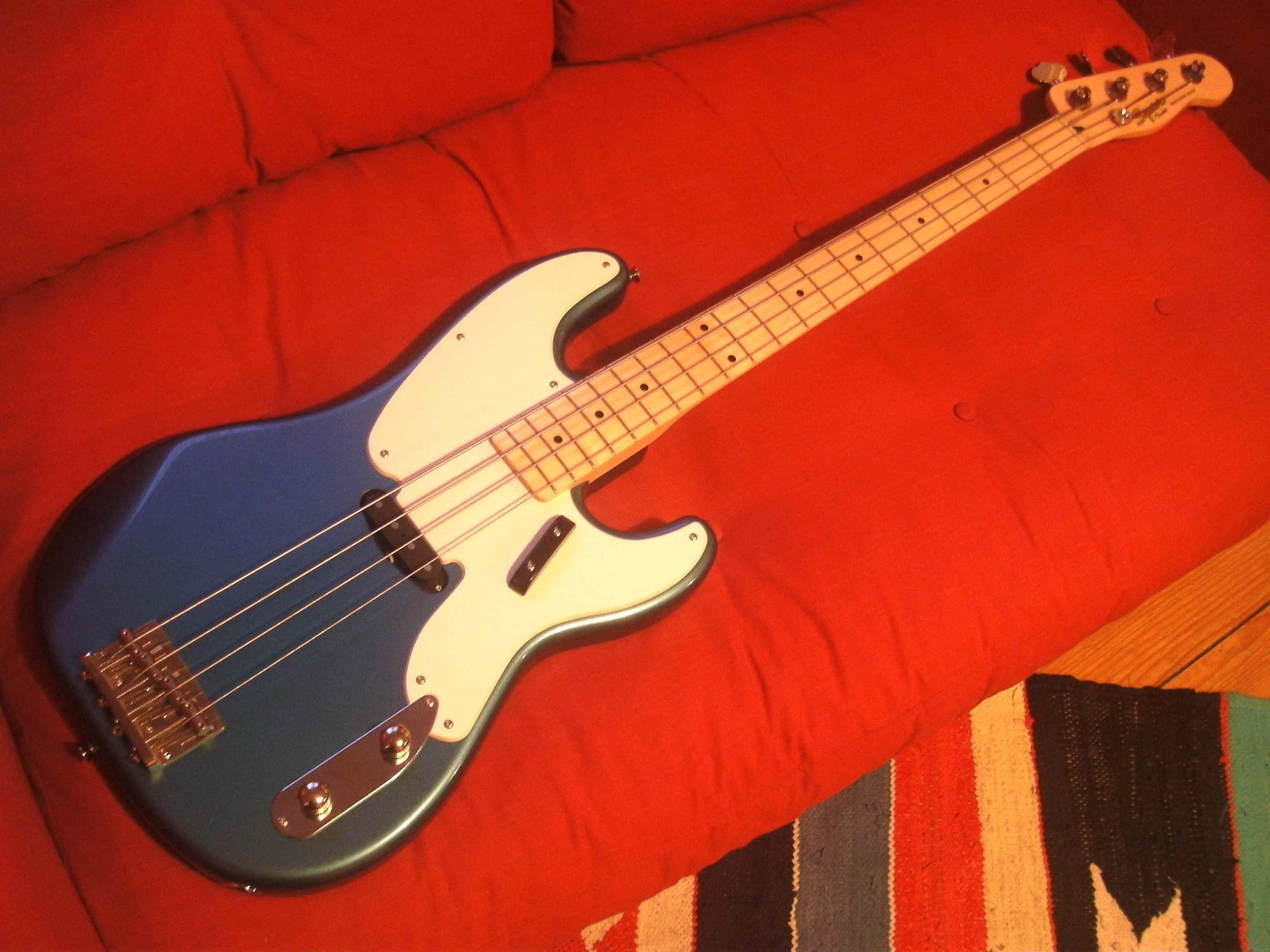 Squier classic vibe precision bass 39 50s image 143104 for Classic house bass