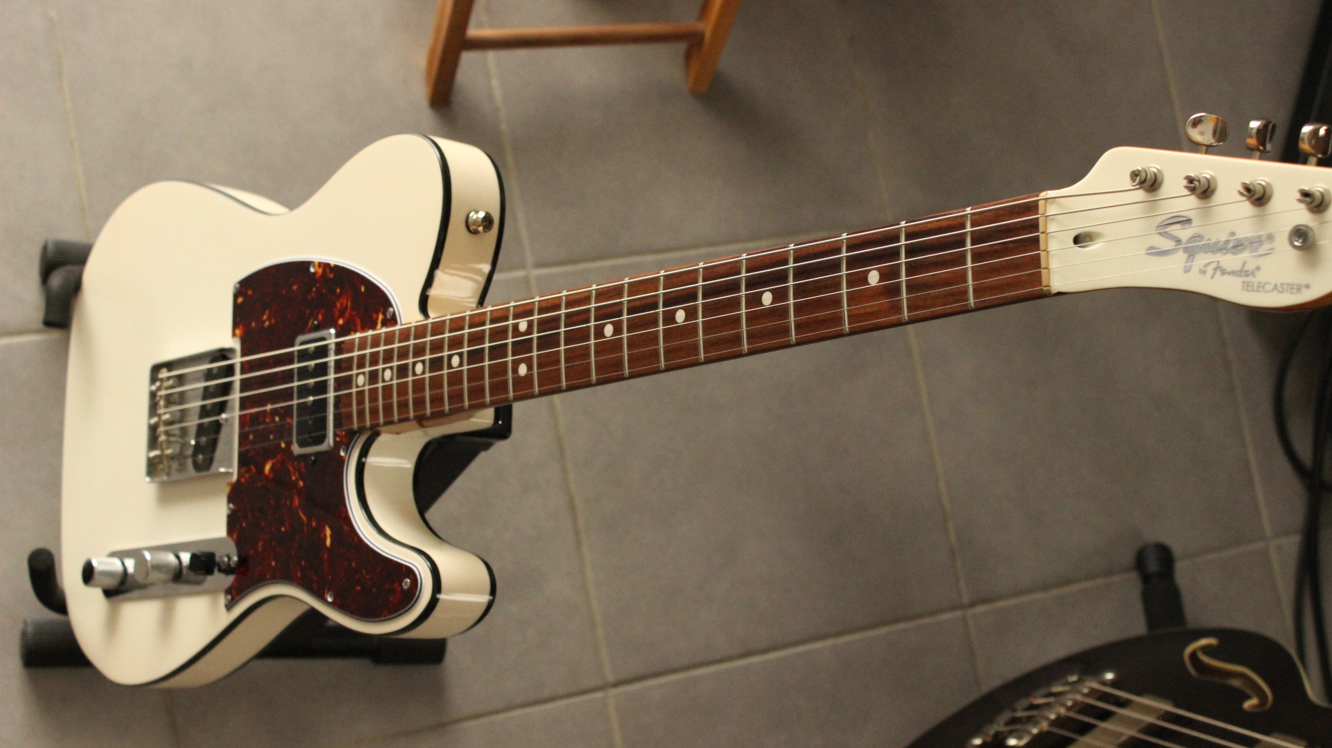 Squier vintage modified Tele custom II Nord-Pas-de-Calais