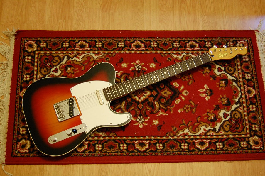 what 39 s this telecaster the gear page. Black Bedroom Furniture Sets. Home Design Ideas