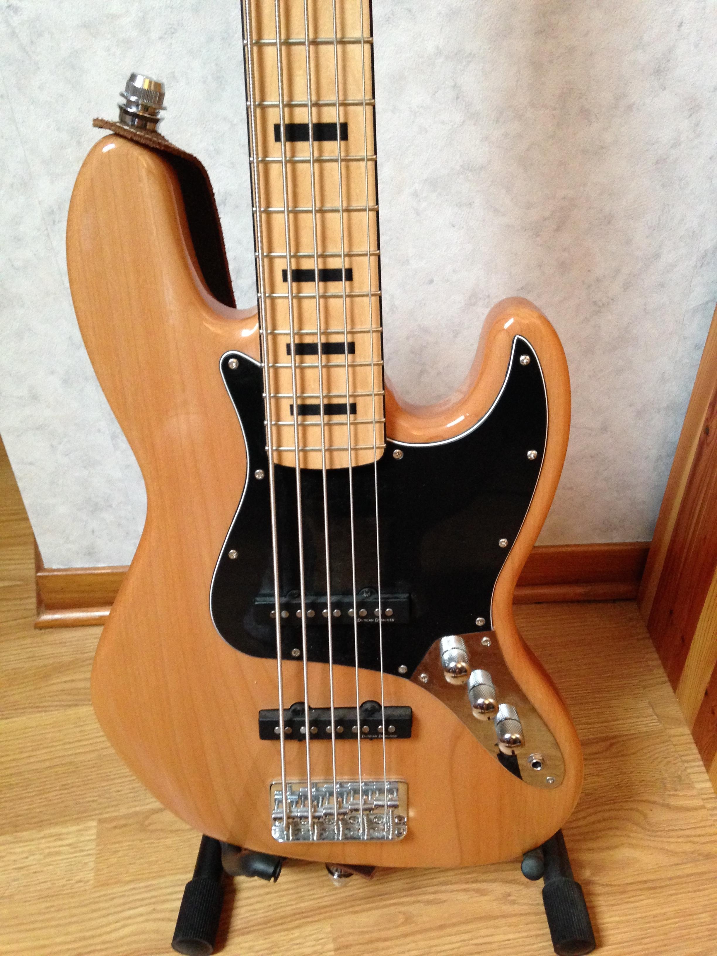 Squier Jazz Bass Vintage Modified : squier vintage modified jazz bass v image 883115 audiofanzine ~ Hamham.info Haus und Dekorationen