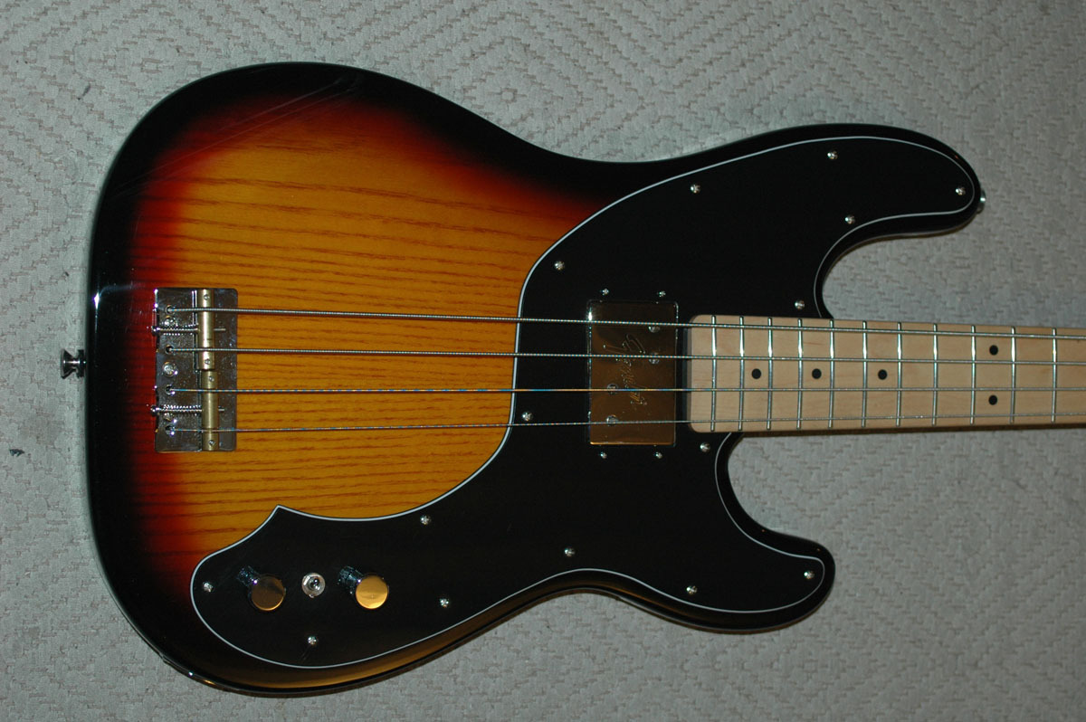 squier vintage modified precision bass tb image 134685 audiofanzine. Black Bedroom Furniture Sets. Home Design Ideas
