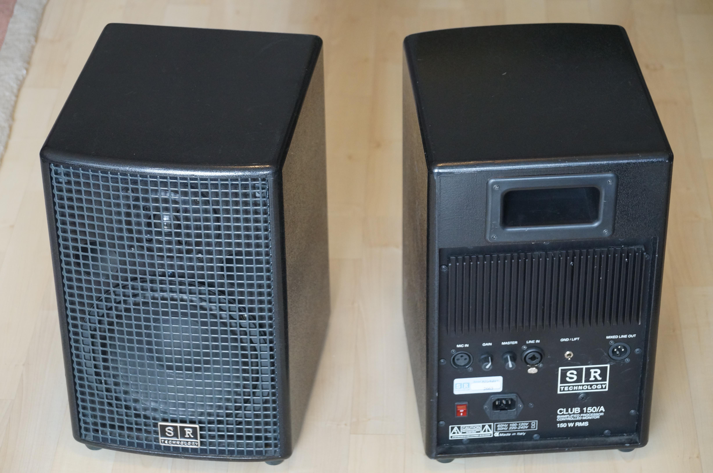 JAM 90 - WOOD - SR Technology JAM 90 - Wood - Audiofanzine