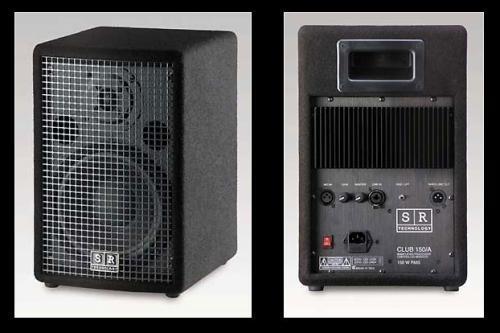 SR Technology Jam 100 Black combo 100W do gitary akustycznej