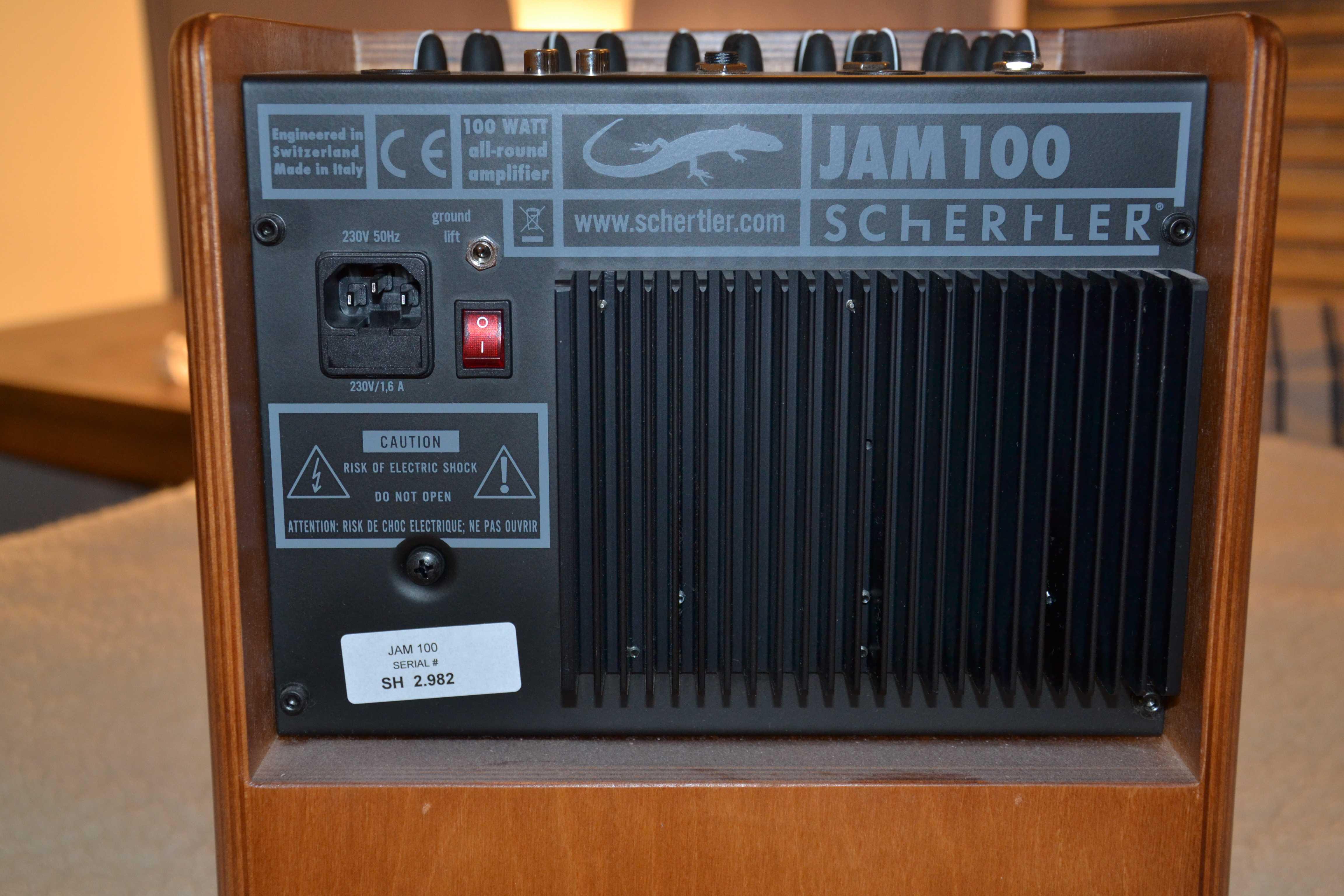 SR technology Jam K200 Black | Keymusic