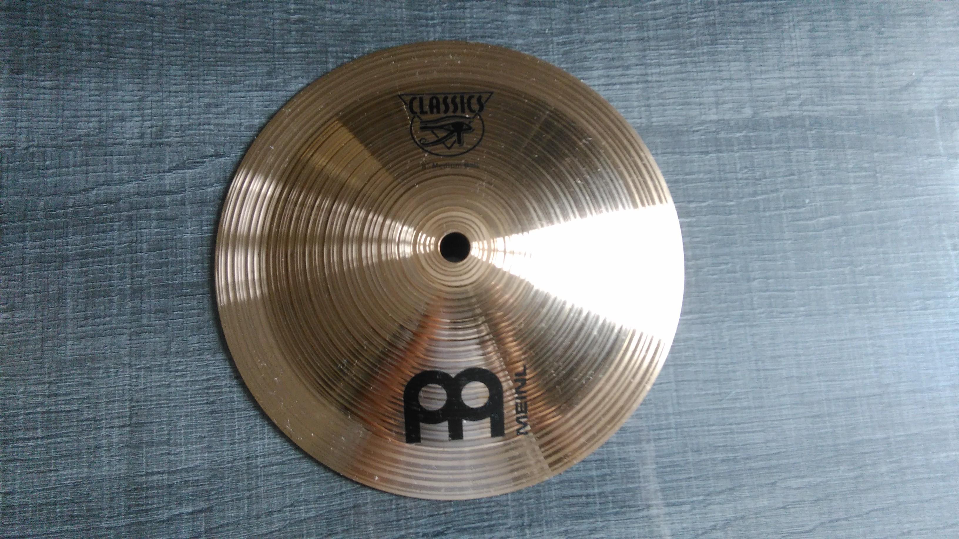 Stagg BM-B65M Cymbales 6,5 Moyen