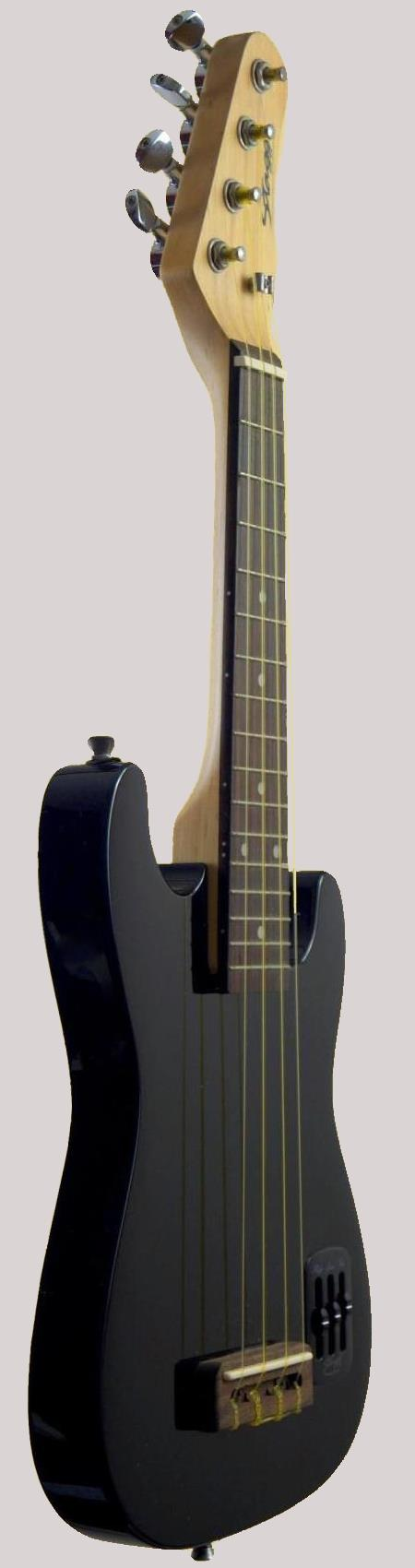black stagg S1 stratocaster Ukulele