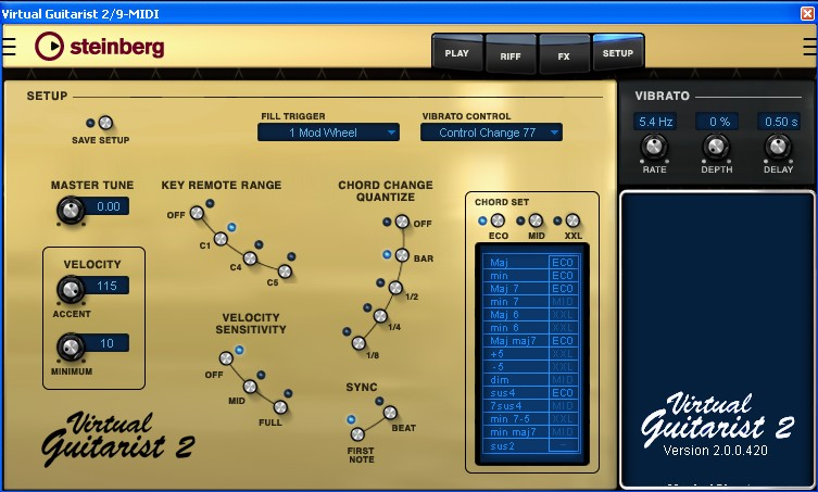 Steinberg virtual guitarist electric edition v2. 0 3cd iso.