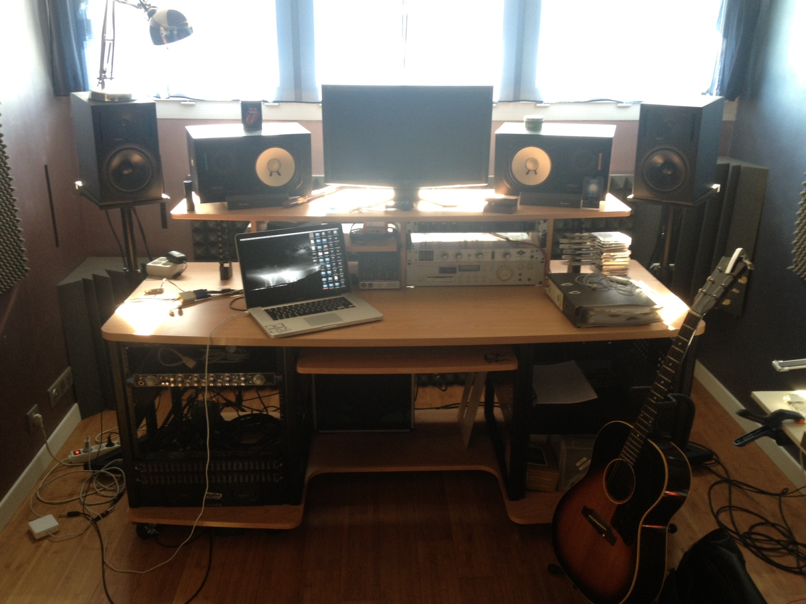 Studio Producer Desk : studio rta producer station image 1123624 audiofanzine ~ Russianpoet.info Haus und Dekorationen