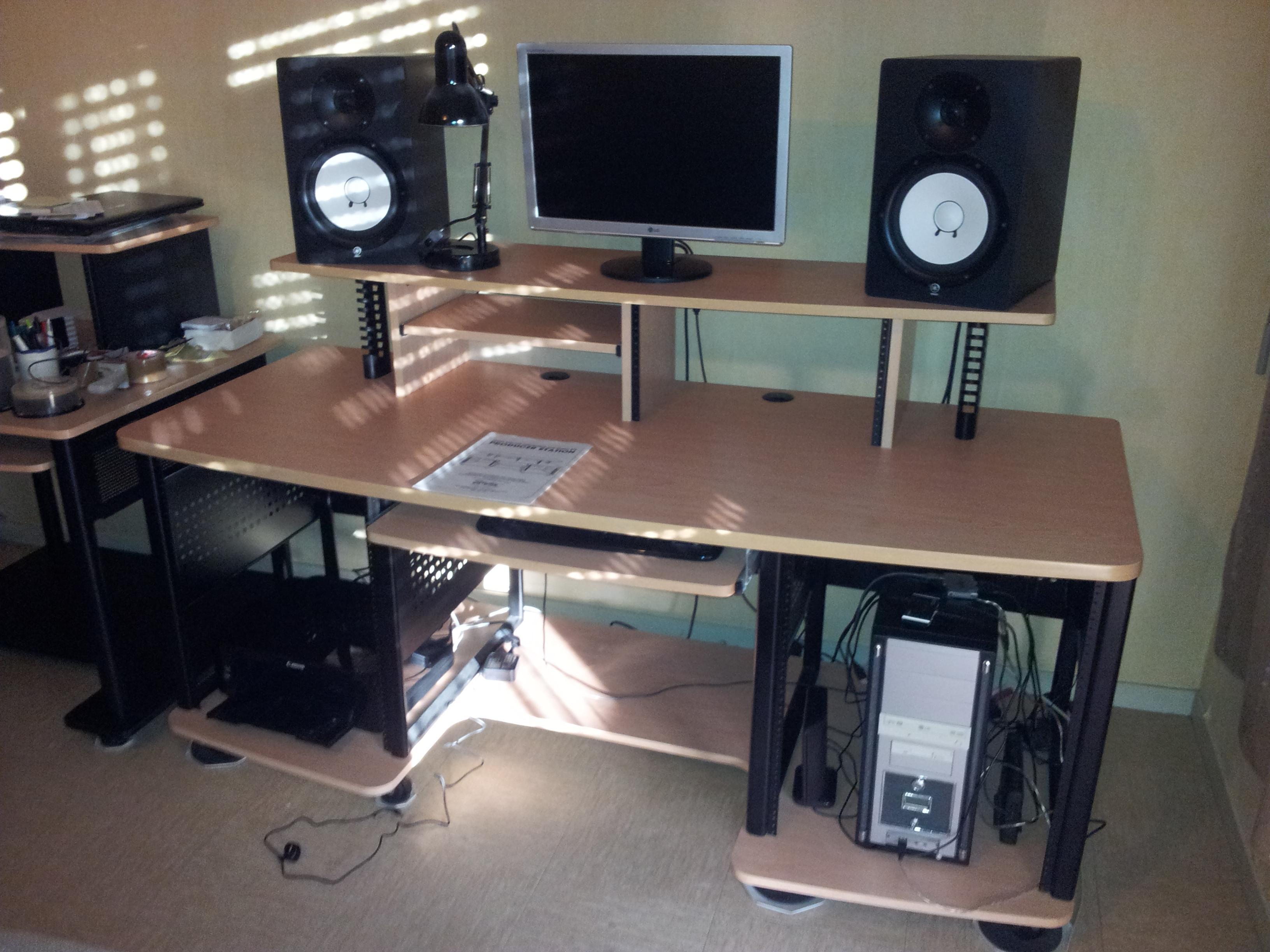 studio rta producer station image desk you