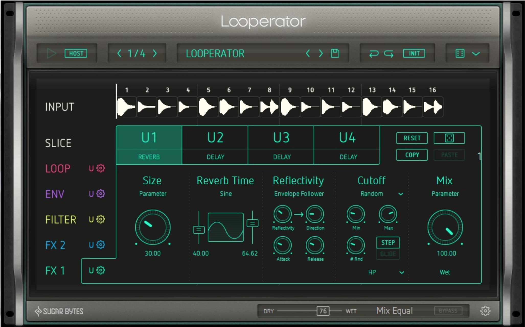 looperator sugar bytes looperator audiofanzine. Black Bedroom Furniture Sets. Home Design Ideas