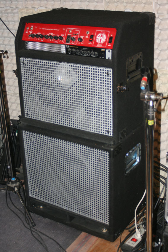 Swr redhead combo amp review