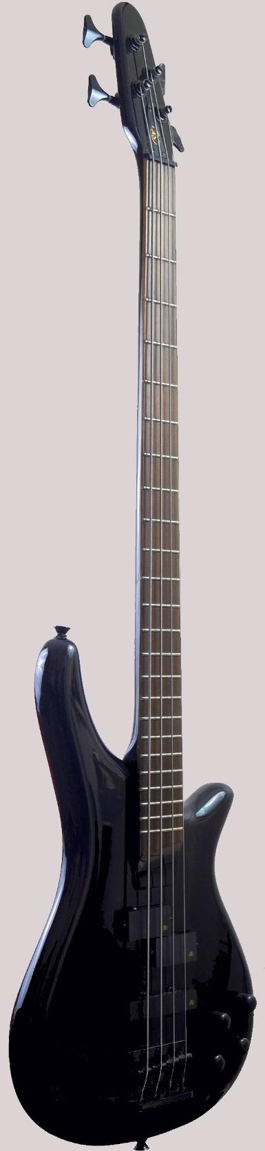 japanese designed 2 pickup bass guitar at Ukulele Corner