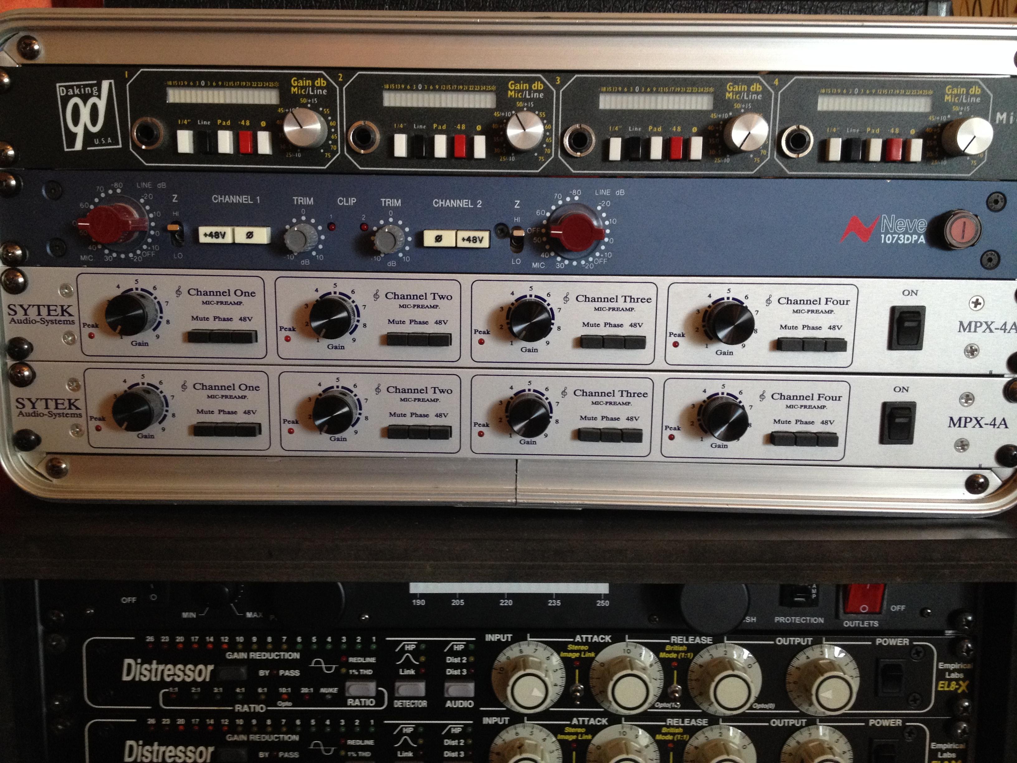 sytek audio systems mpx 4aii