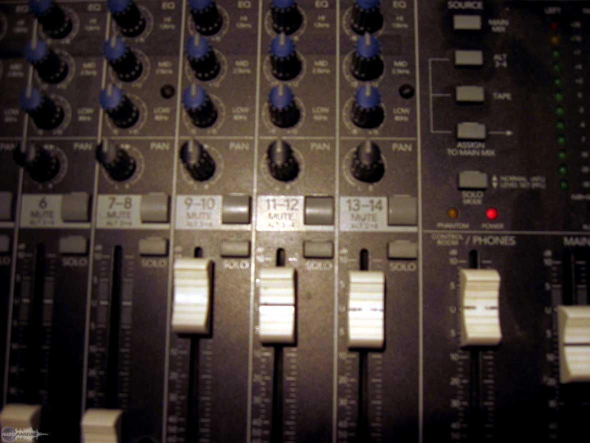 table de mixage tutoriel