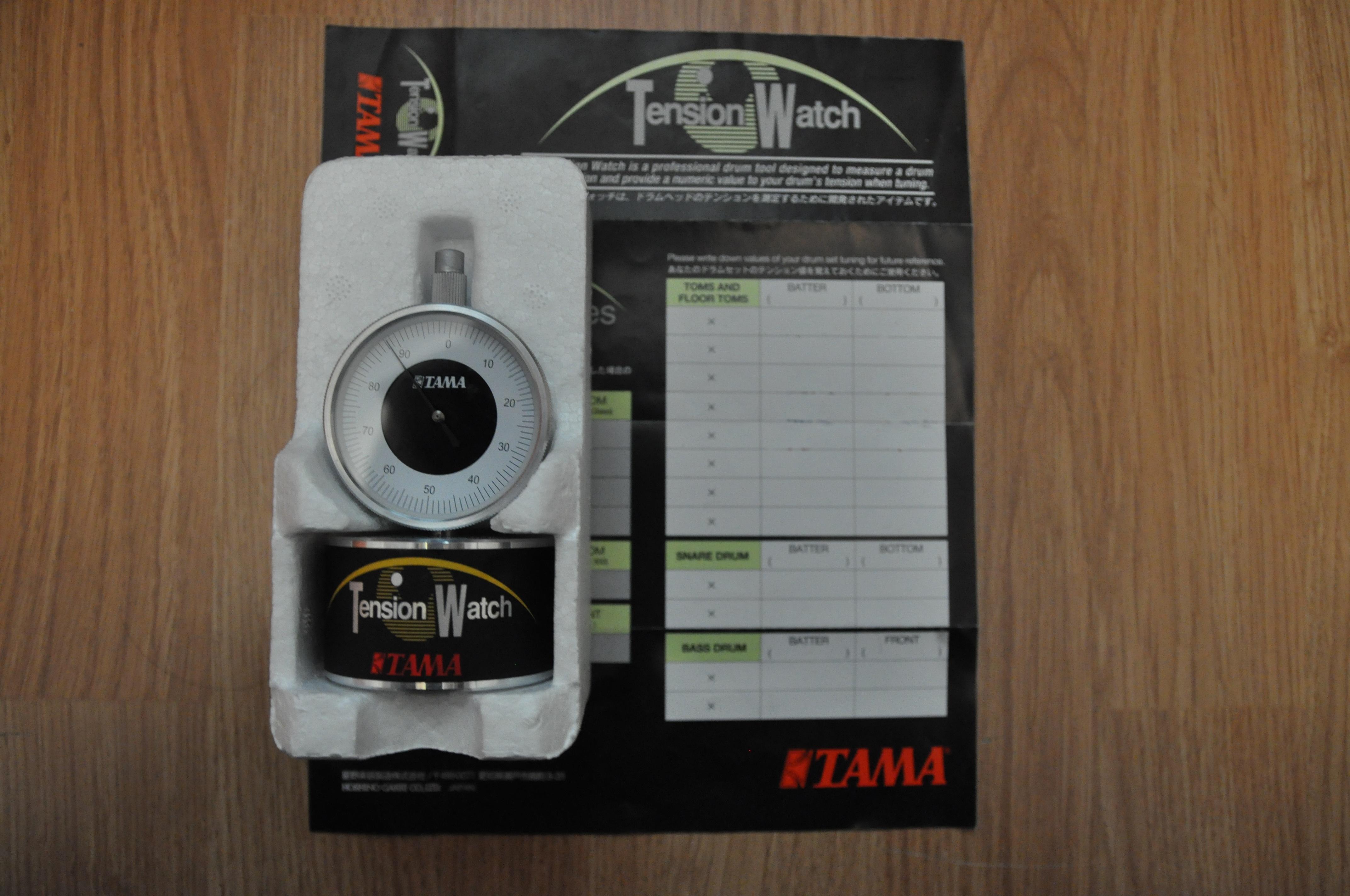 Tama TW100 Tension Watch vXh30F