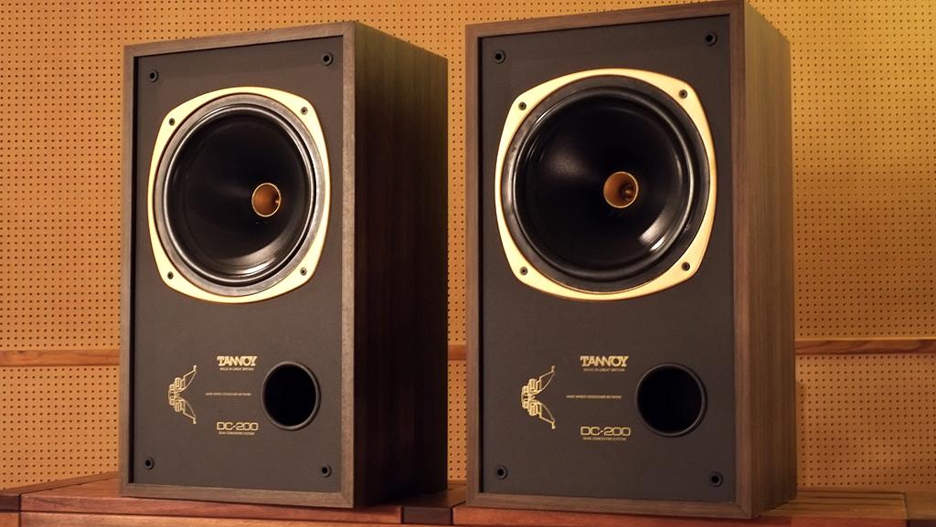 Tannoy DC 200 image (#401467) - Audiofanzine
