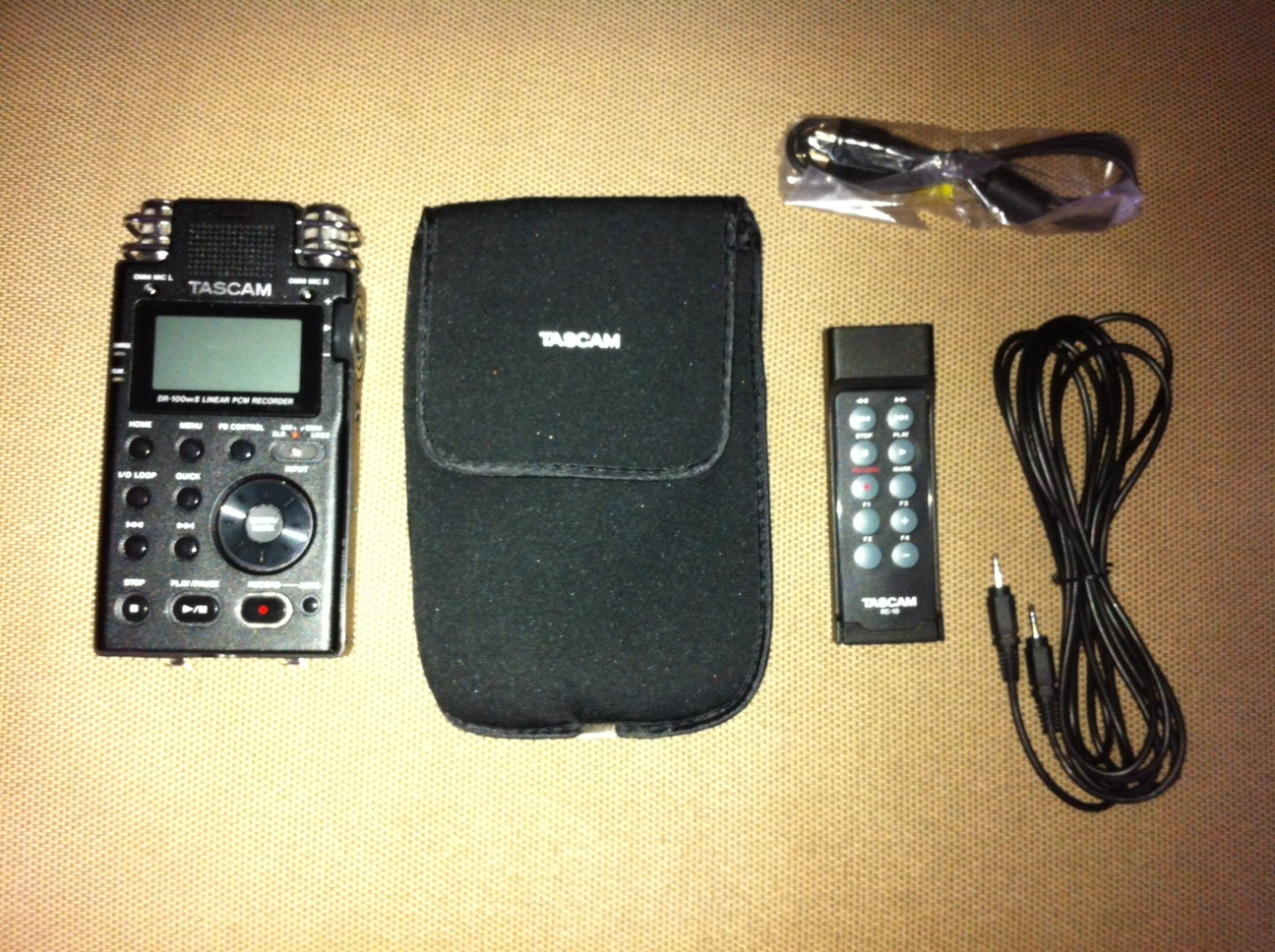 tascam dr 100 mkii manual pdf
