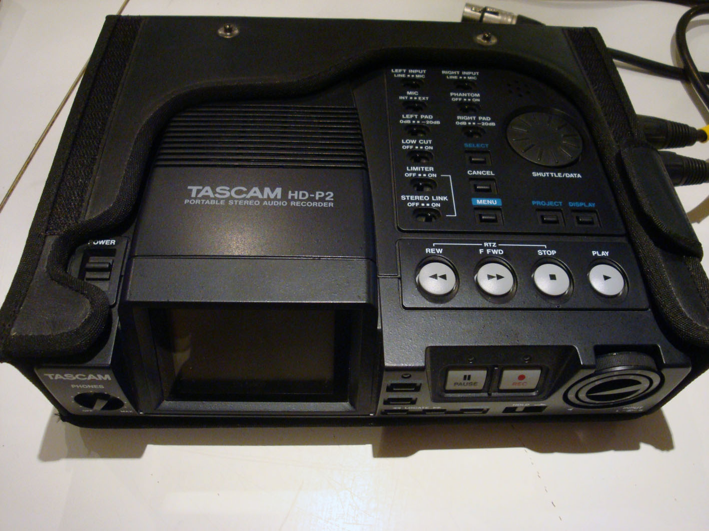 Tascam Hd P2 : tascam hd p2 image 403629 audiofanzine ~ Hamham.info Haus und Dekorationen