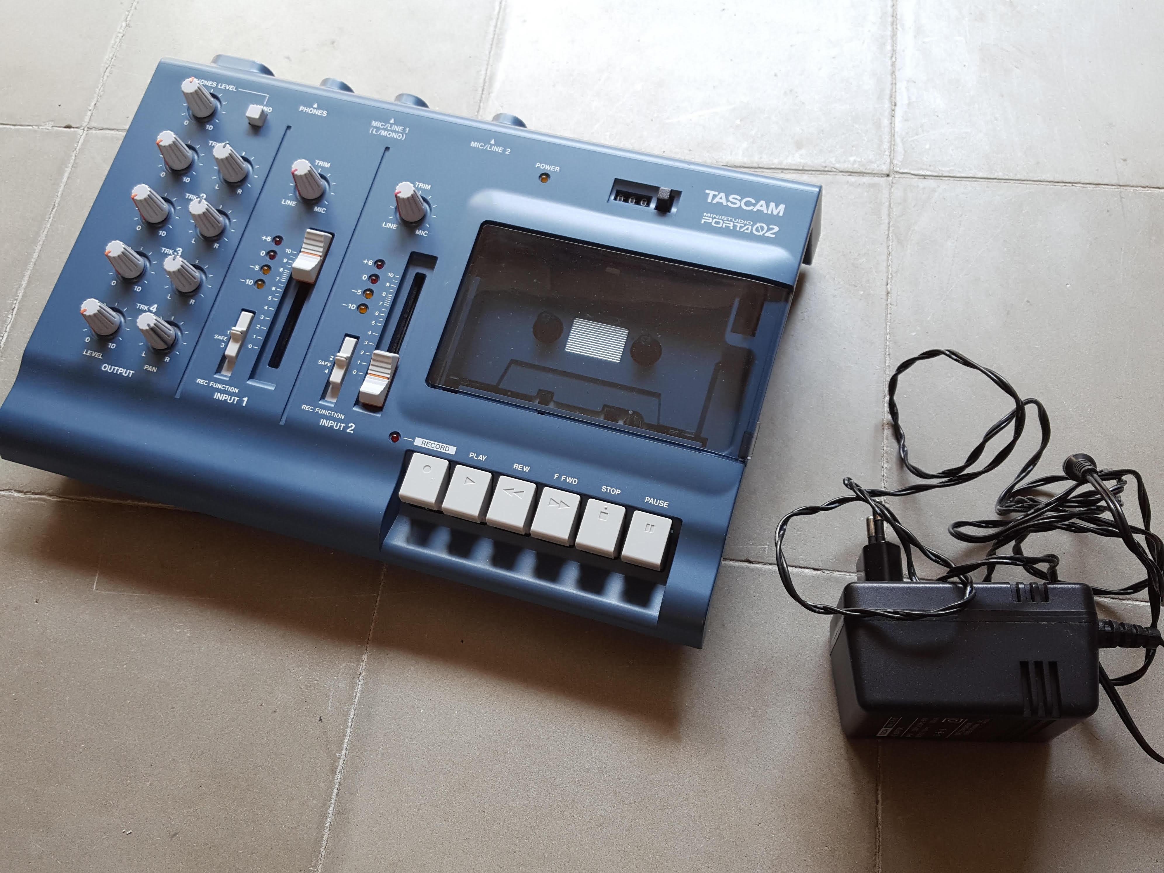 tascam porta 02 image 1504141 audiofanzine