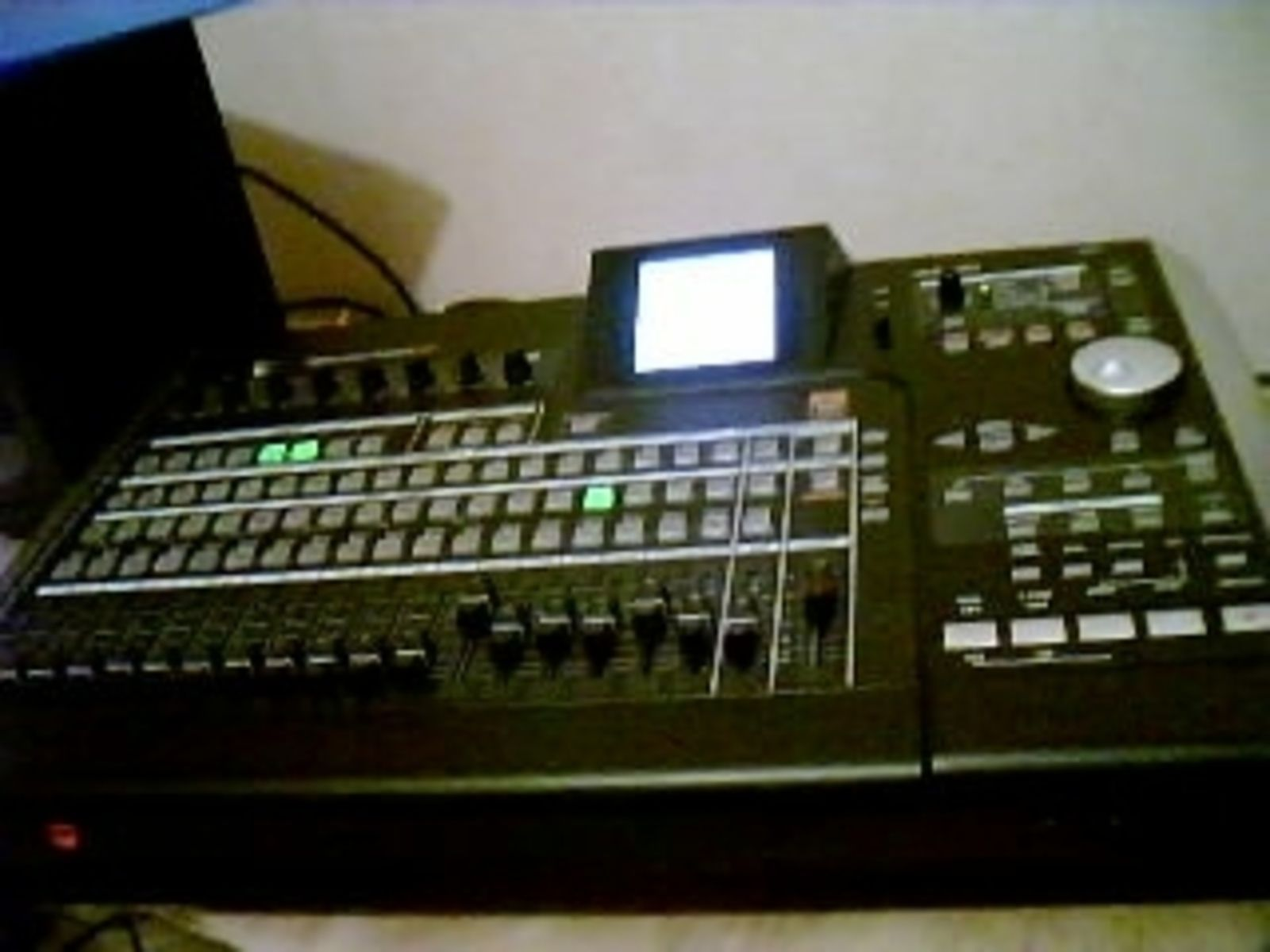 Music mixer tascam 2488neo users manual