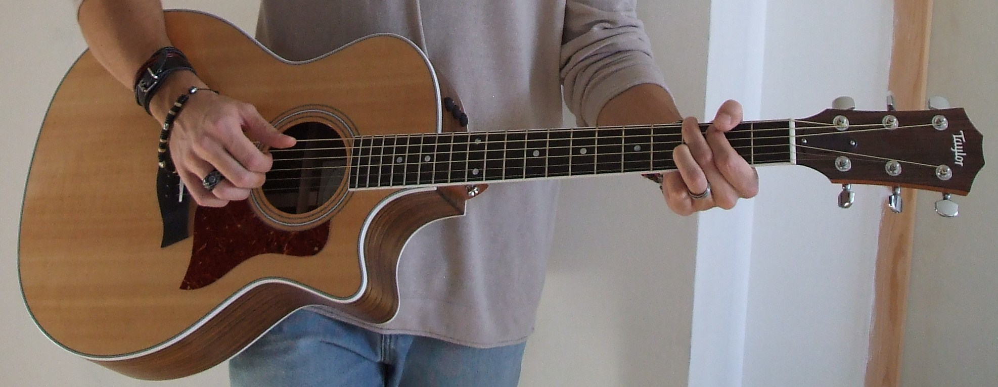 guitare acoustique taylor occasion