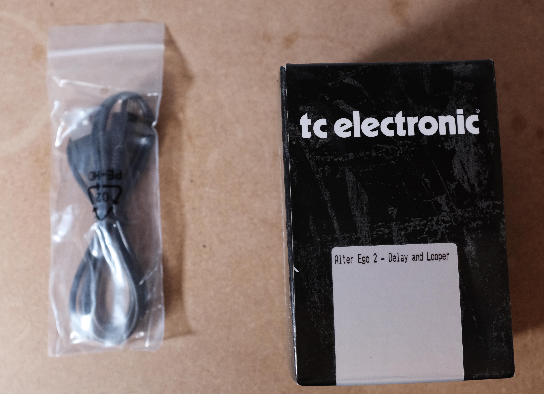 tc electronic alter ego v2 vintage echo image 1867299 audiofanzine. Black Bedroom Furniture Sets. Home Design Ideas