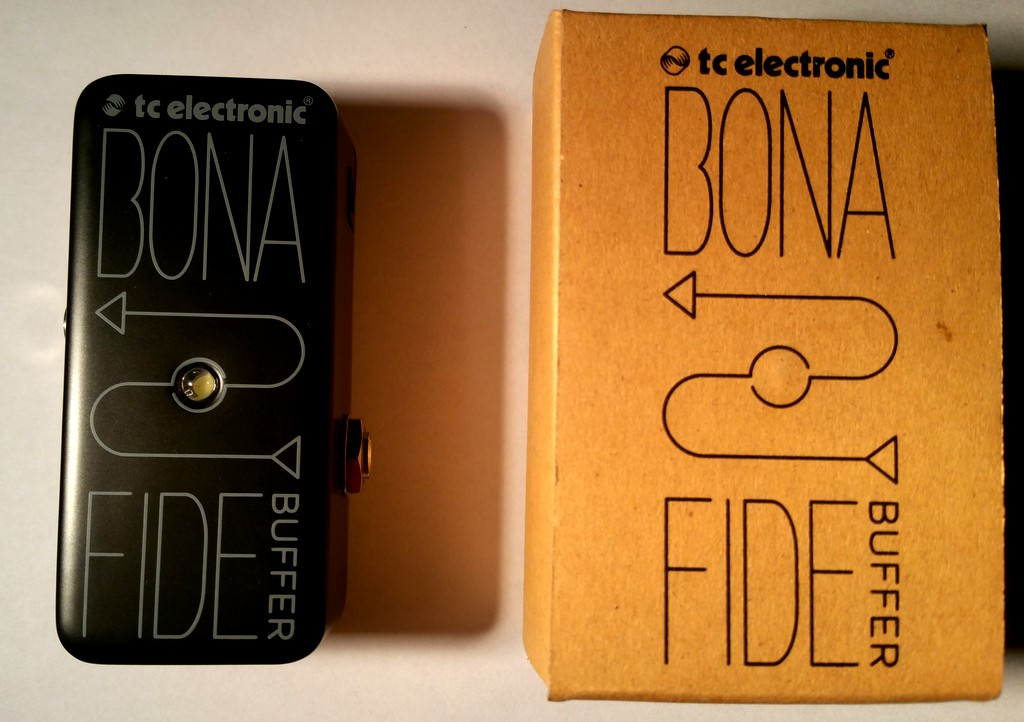 tc electronic bonafide buffer image 2012193 audiofanzine. Black Bedroom Furniture Sets. Home Design Ideas